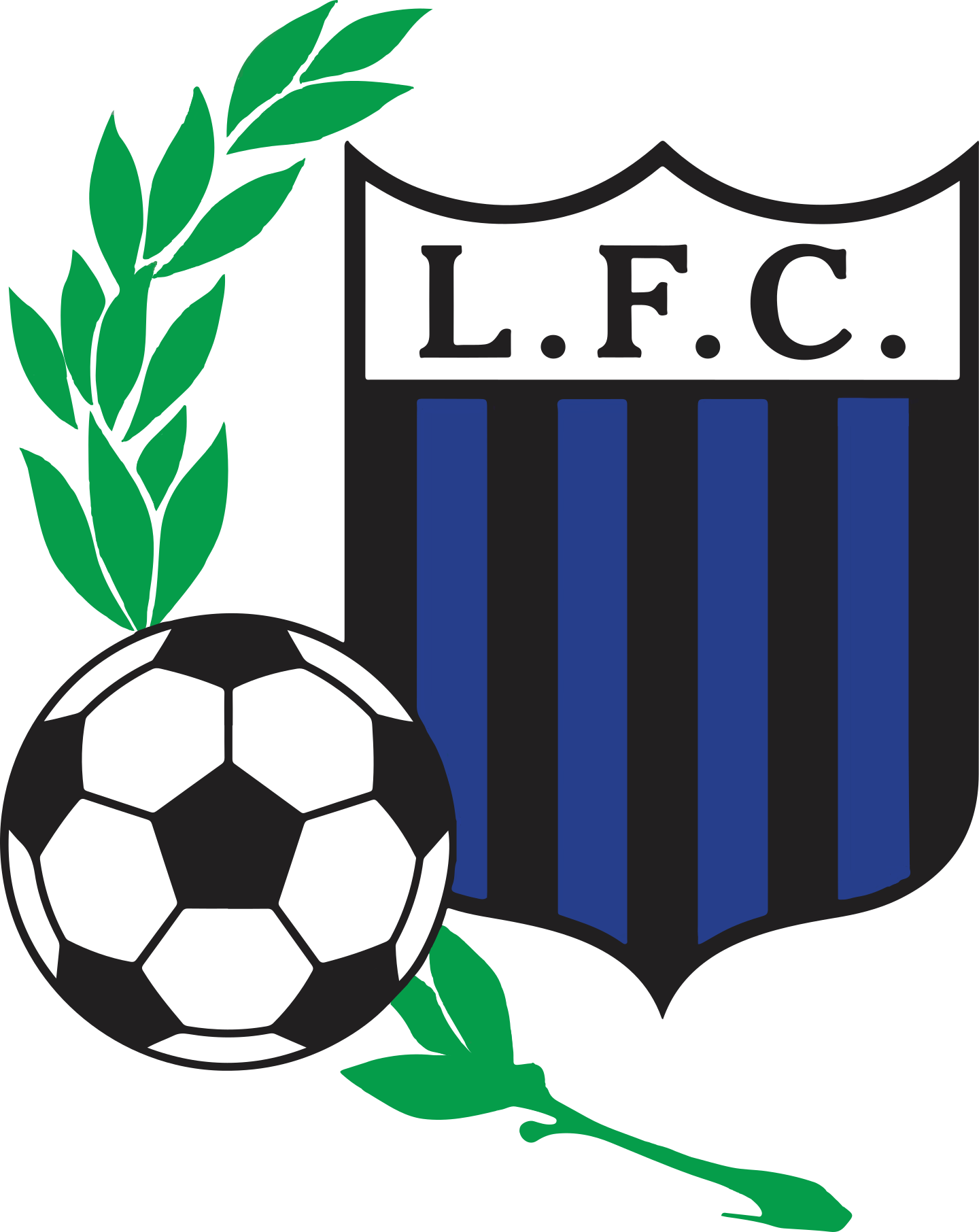 liverpool fc uruguai logo 2 - Liverpool FC (Uruguay) - Logo
