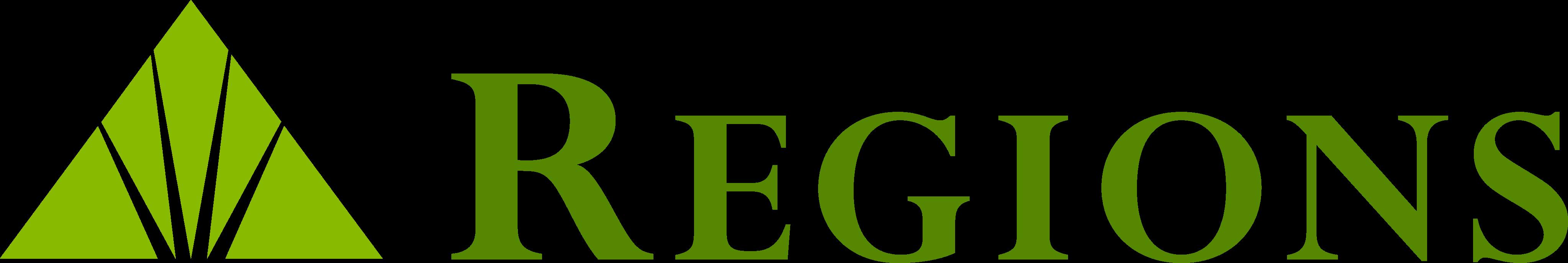 Regions Bank Logo.