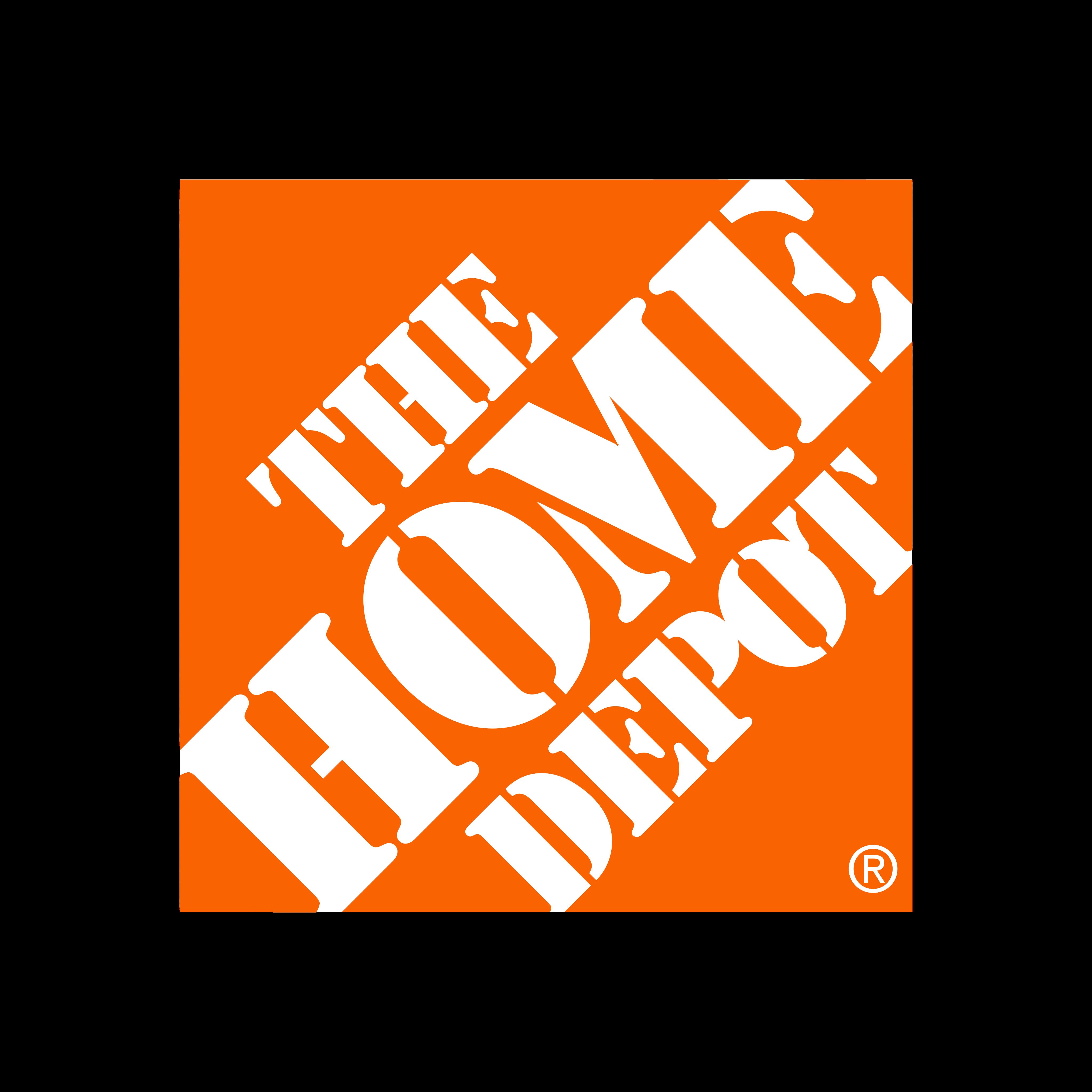 the home depot logo 0 - The Home Depot Logo