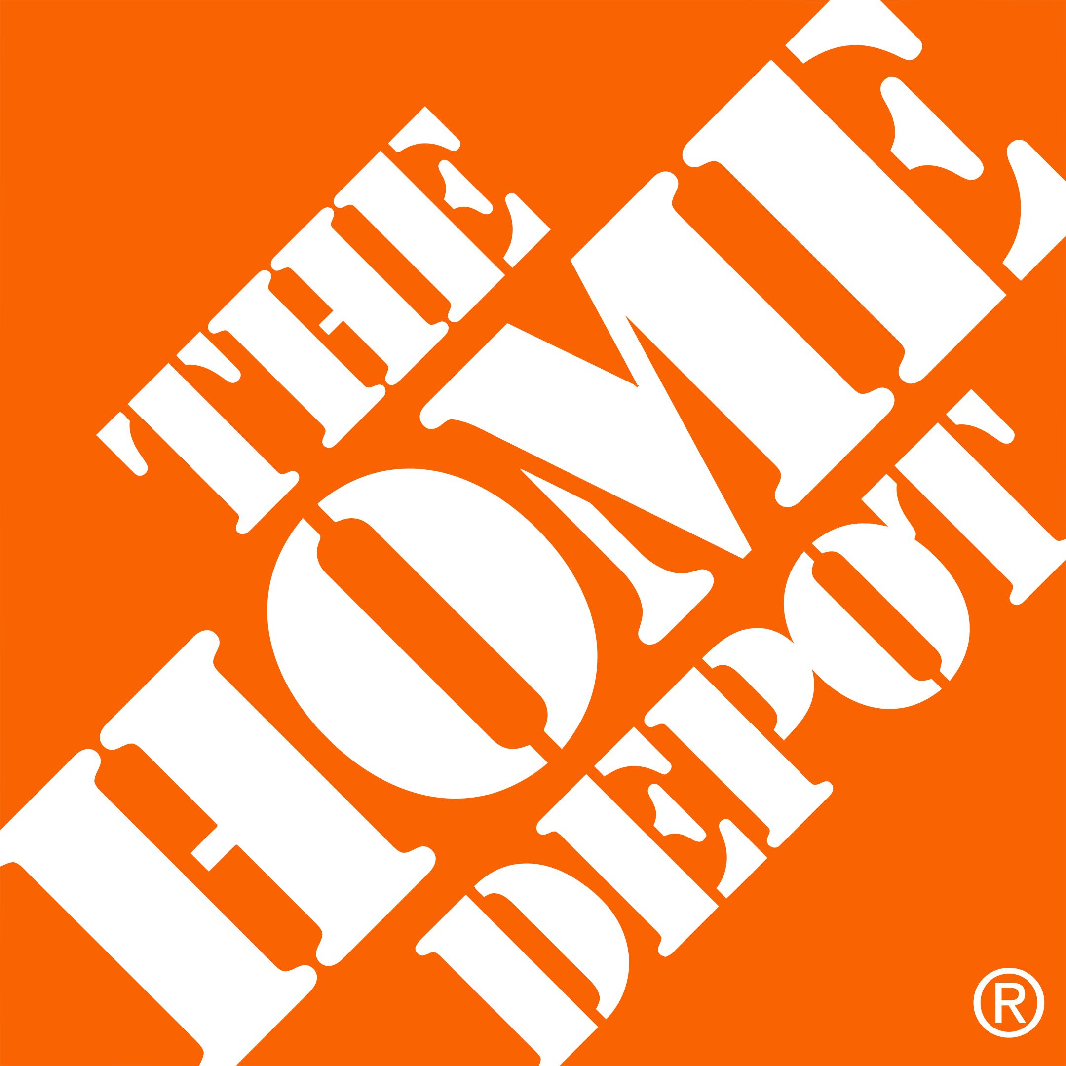 the home depot logo 1 - The Home Depot Logo