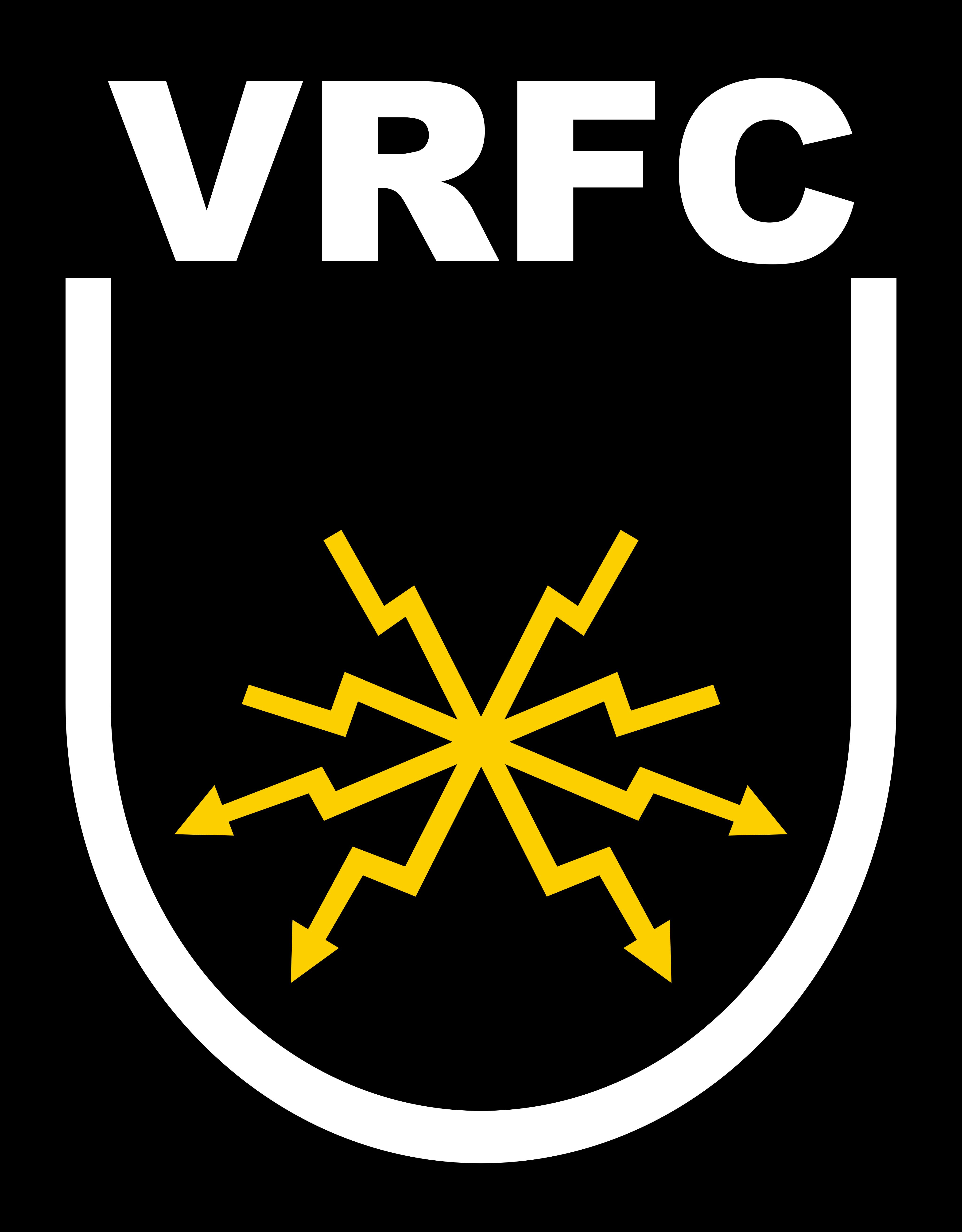 Volta Redonda FC Logo.
