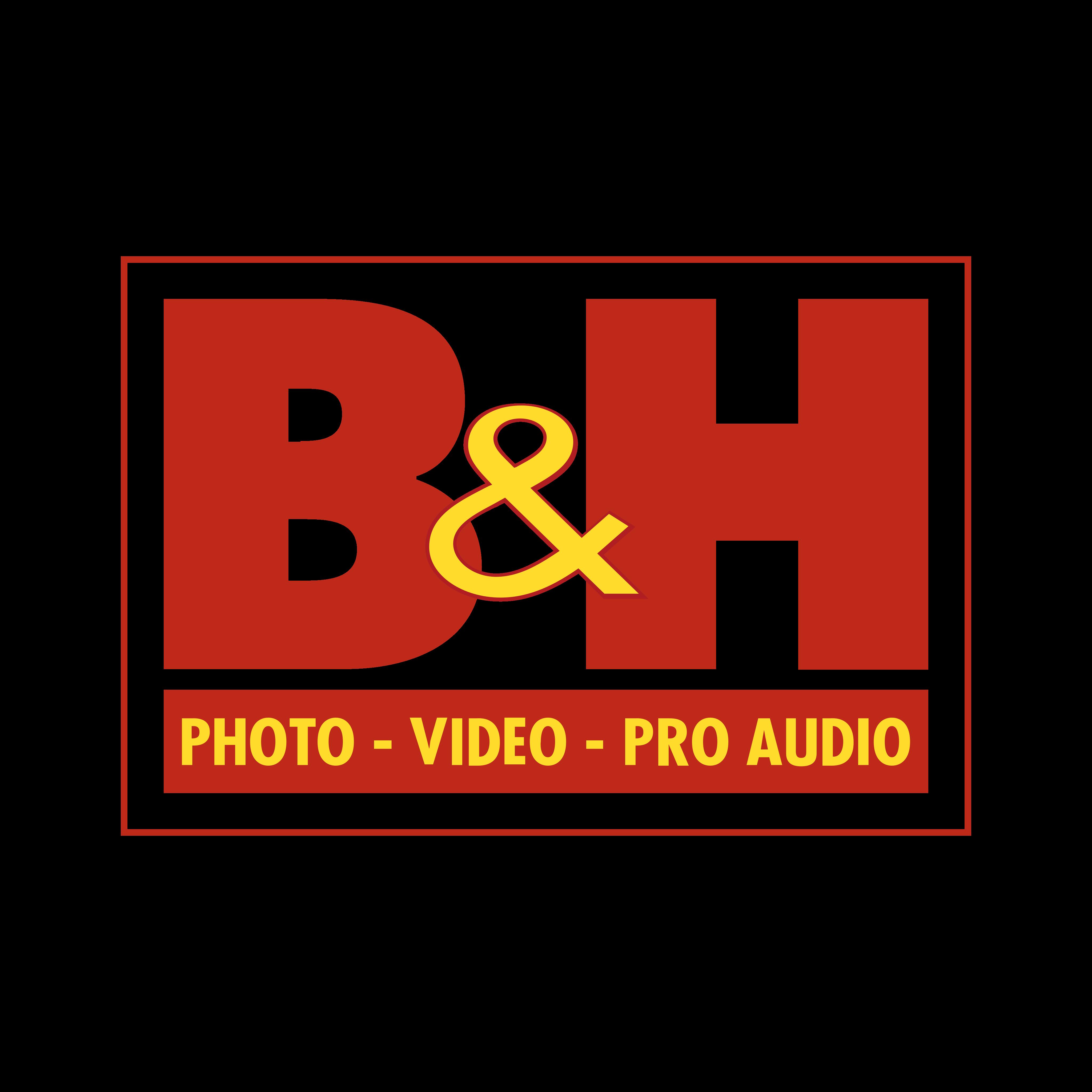 bh logo 0 - B&H Logo