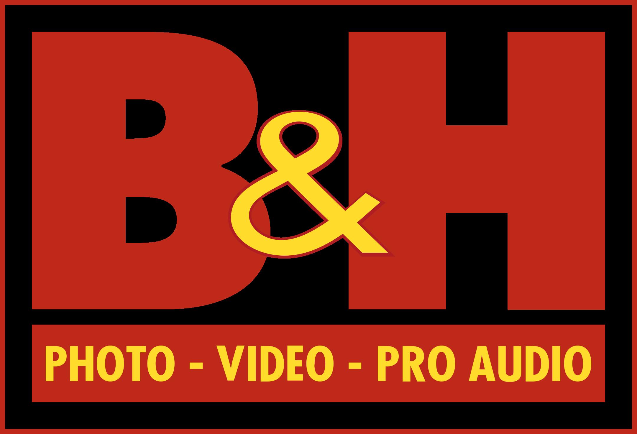 bh logo 1 - B&H Logo