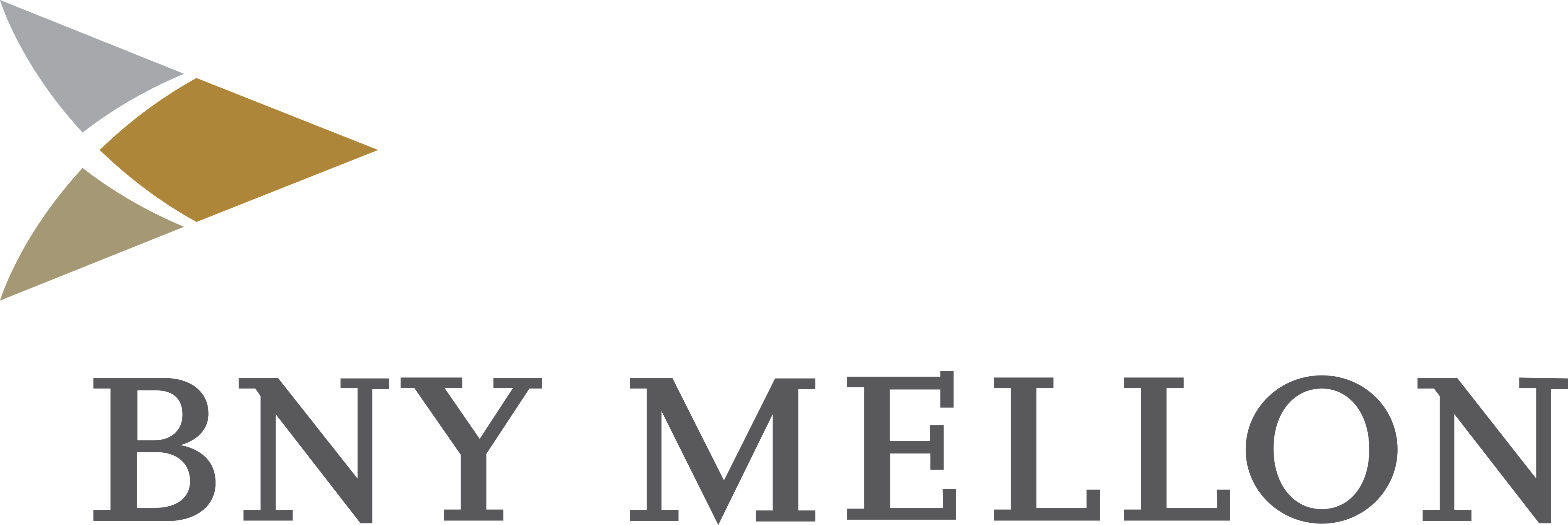 bny mellon logo 1 - BNY Mellon Logo