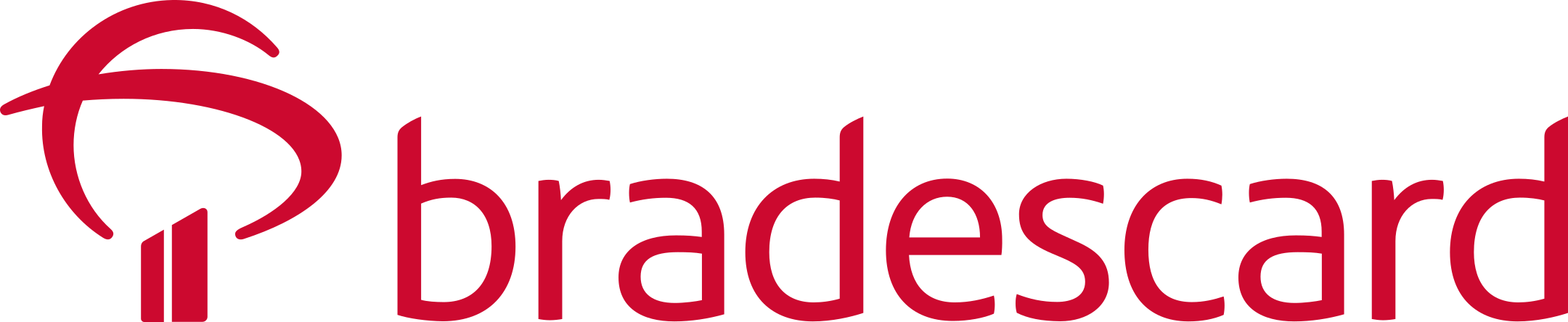 bradescard logo 1 - Bradescard Logo