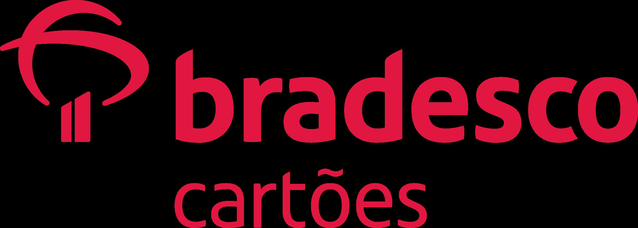 bradesco cartoes logo 1 - Bradesco Cartões Logo