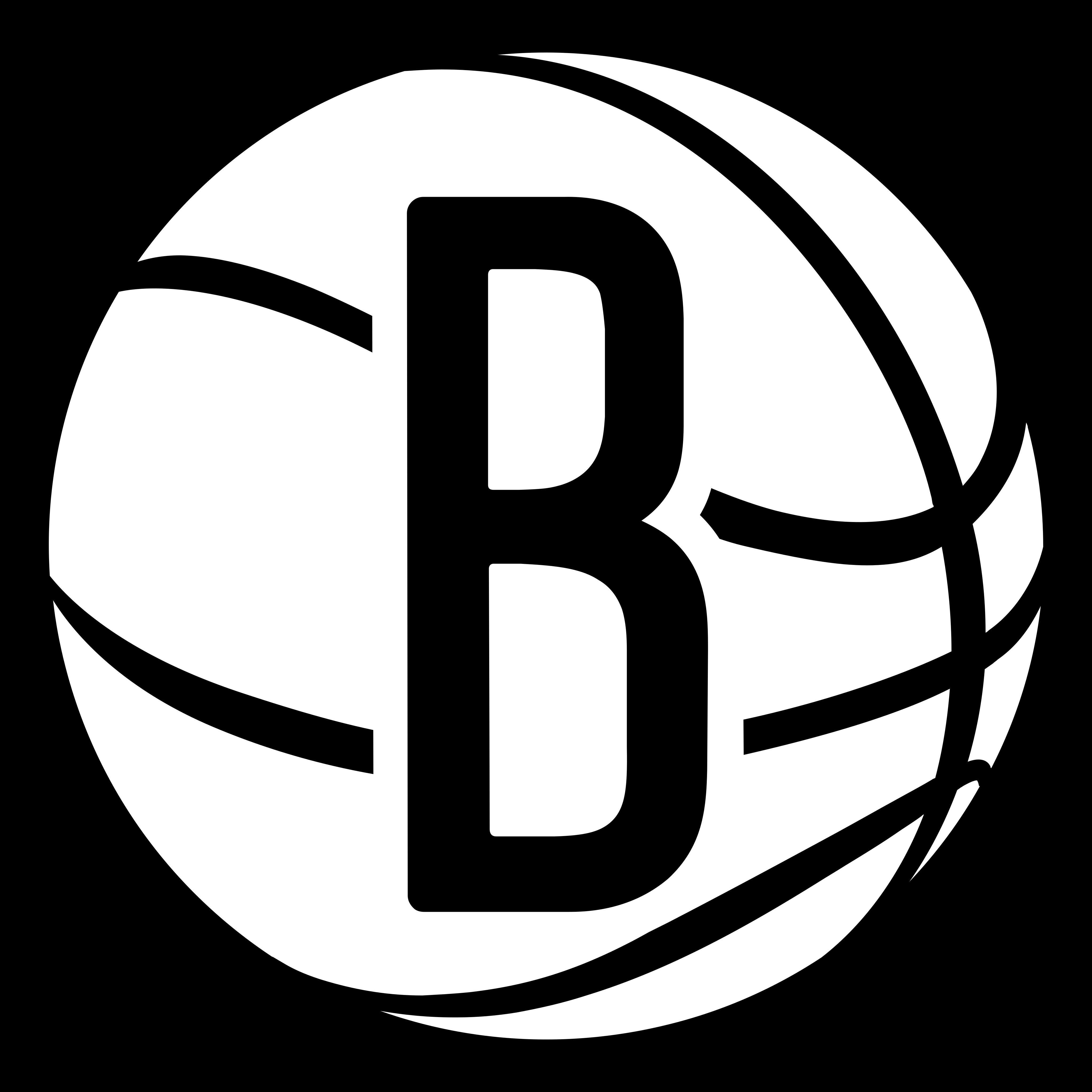 brooklyn nets logo - Brooklyn Nets Logo