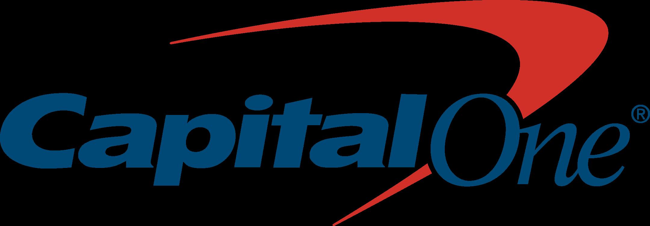 capital one logo 1 - Capital One Logo