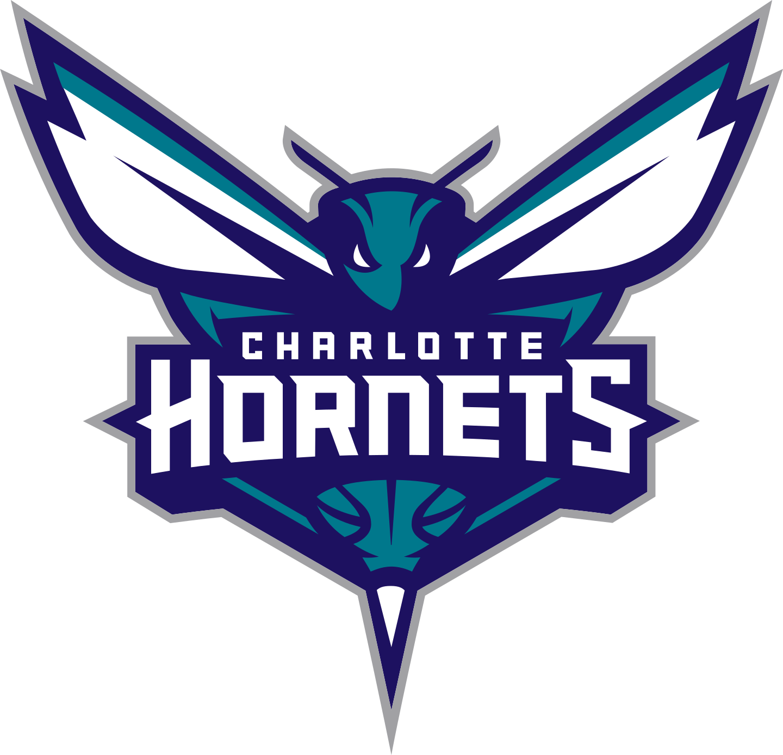 charlotte hornets logo 2 - Charlotte Hornets Logo