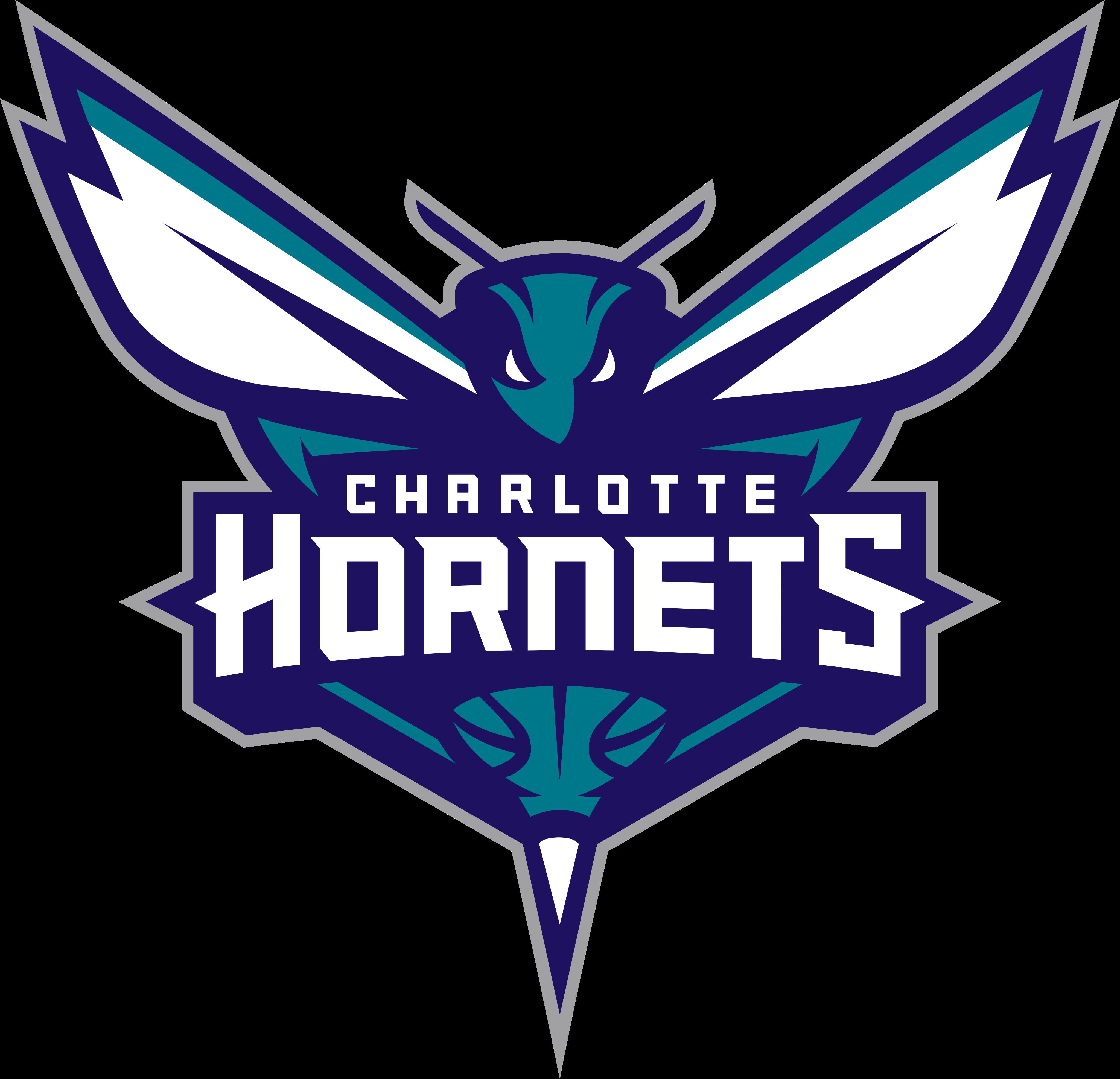 Charlotte Hornets Logo.