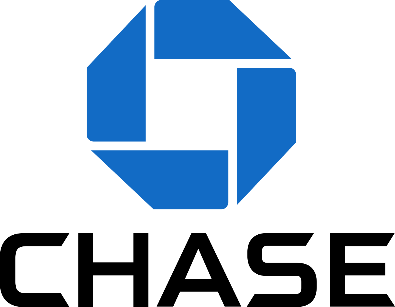 chase logo 3 - Chase Logo