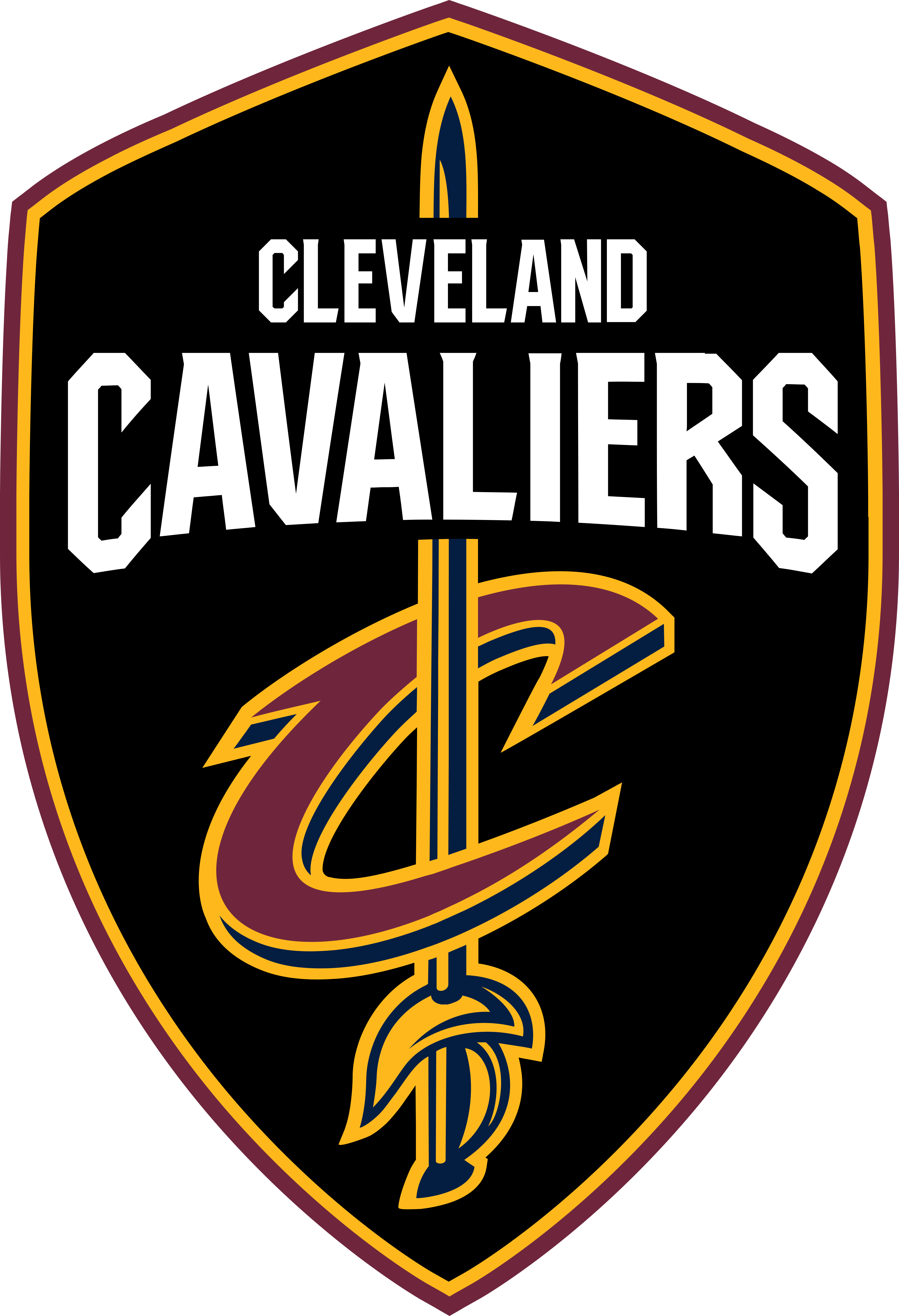 cleveland cavaliers logo 3 - Cleveland Cavaliers Logo
