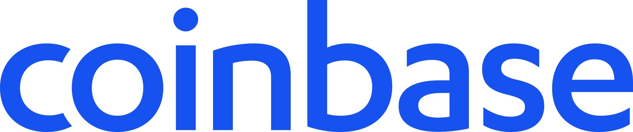 coinbase logo 1 - Coinbase Logo