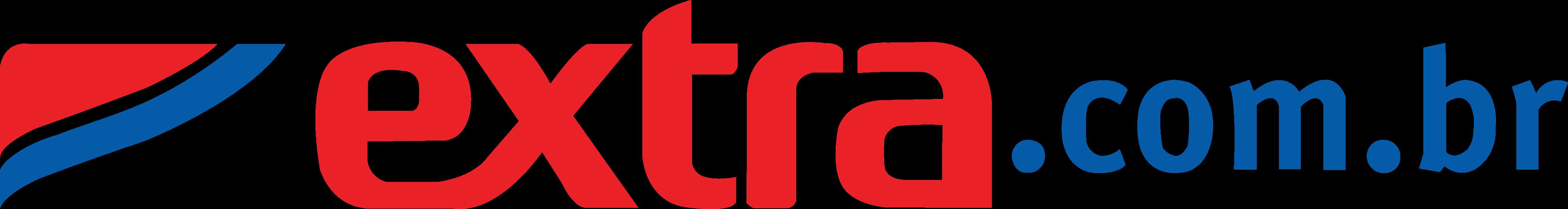 extra com br logo - Extra Logo - Extra.com.br Logo