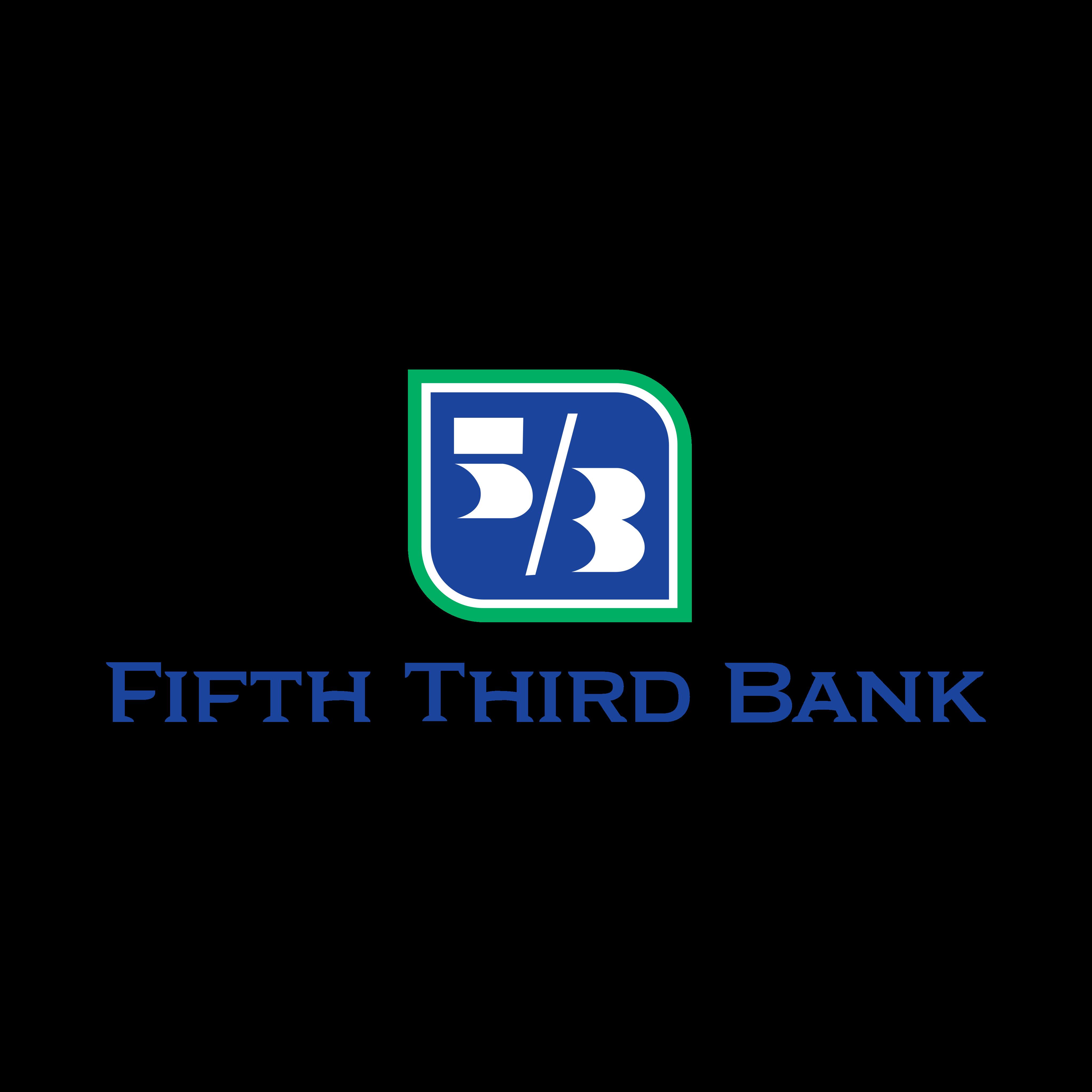 fifth third bank logo 0 - Fifth Third Bank Logo