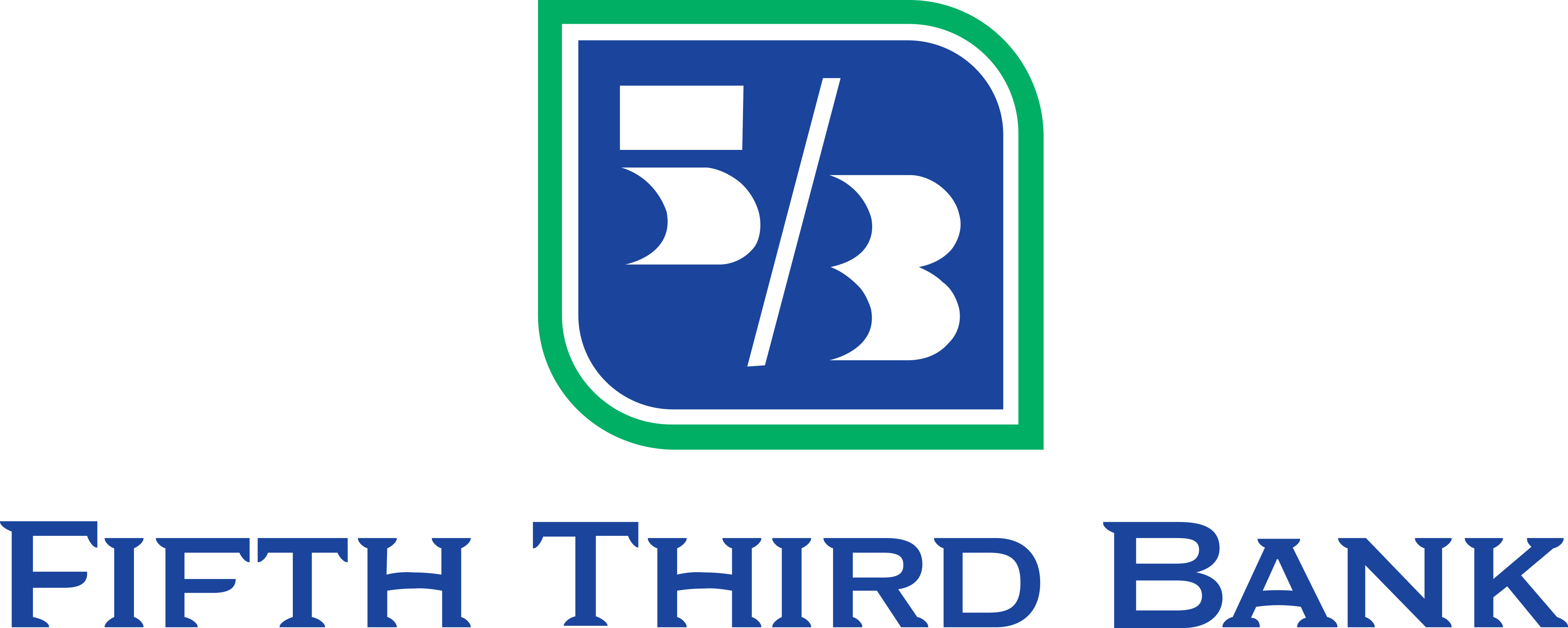 fifth third bank logo 1 - Fifth Third Bank Logo