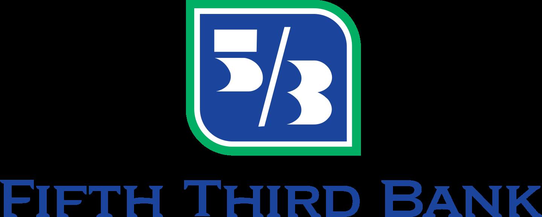 fifth third bank logo 3 - Fifth Third Bank Logo