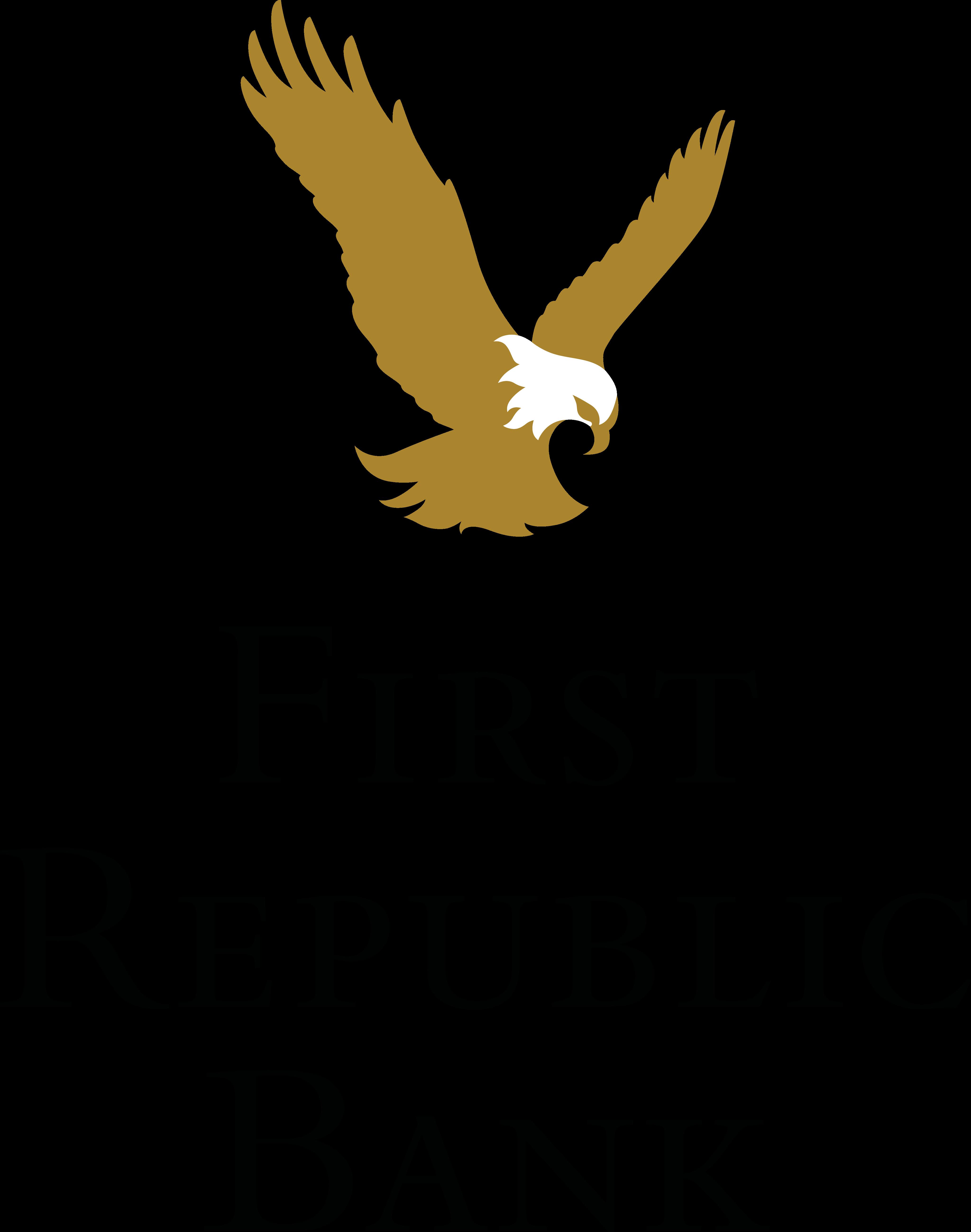 first republic bank logo 1 - First Republic Bank Logo
