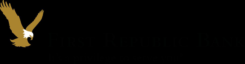 first republic bank logo 2 - First Republic Bank Logo