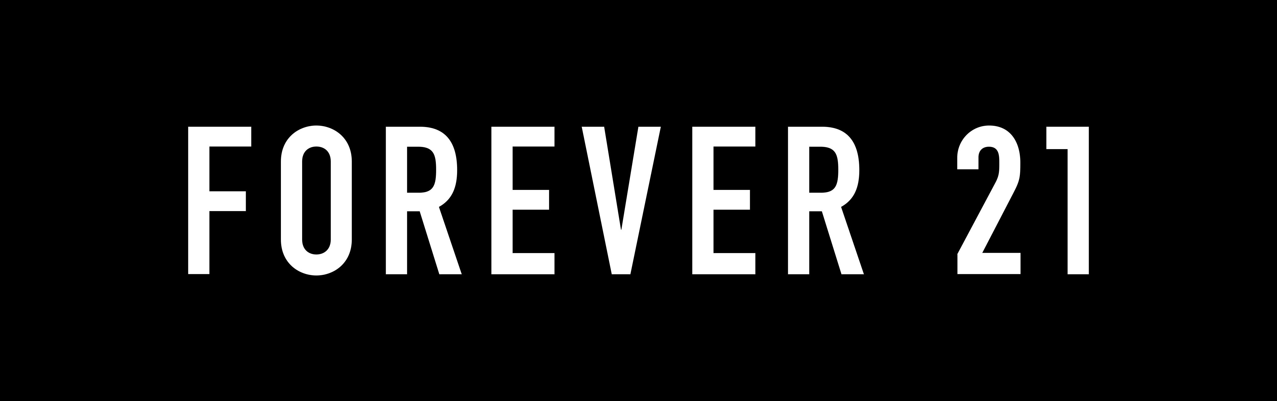 forever 21 logo 1 - Forever 21 Logo