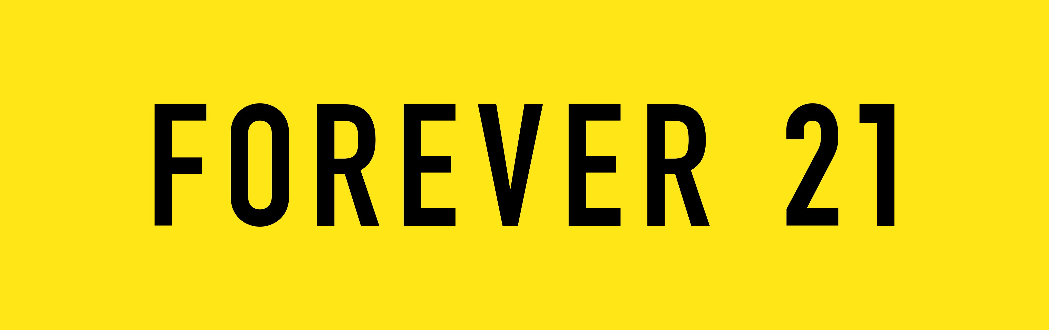 Forever 21 Logo.