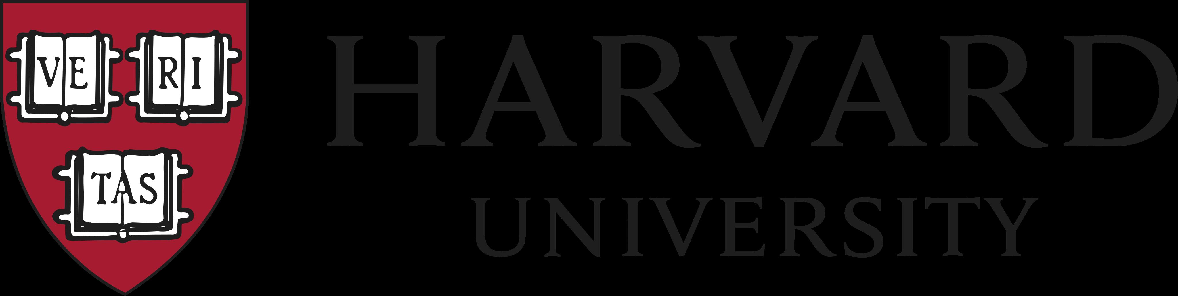 Harvard University Logo.