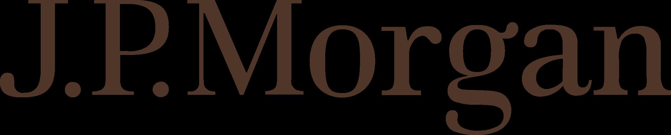 jp morgan logo 1 - J.P. Morgan Logo