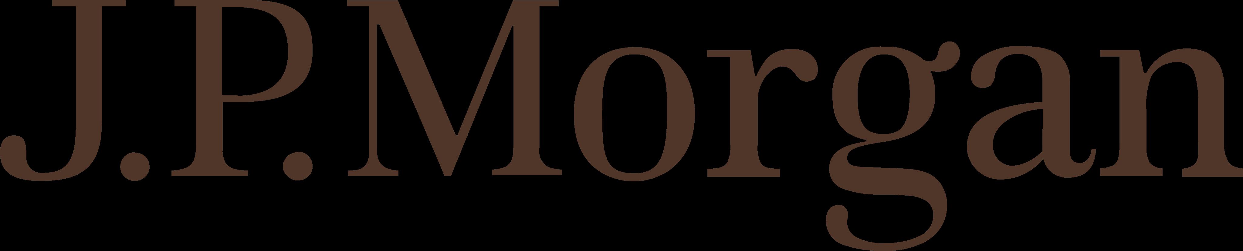 jp morgan logo - J.P. Morgan Logo