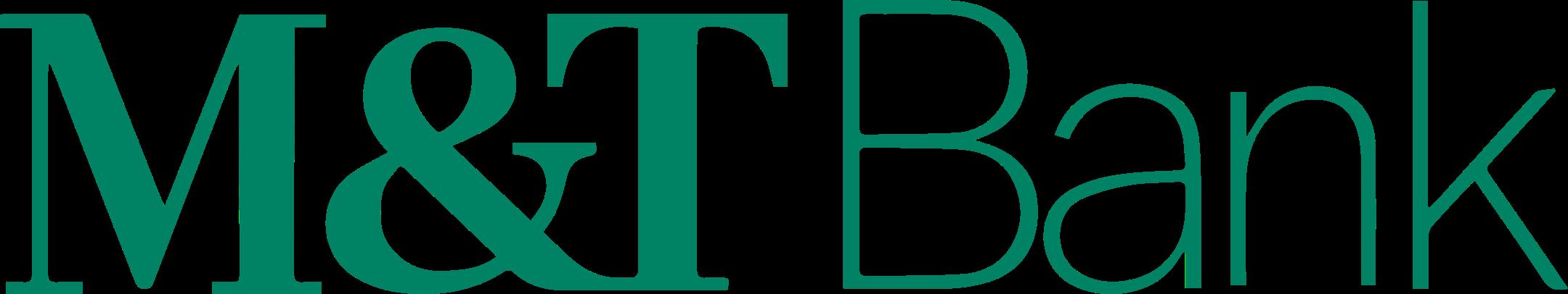 mt bank logo 1 - M&T Bank Logo