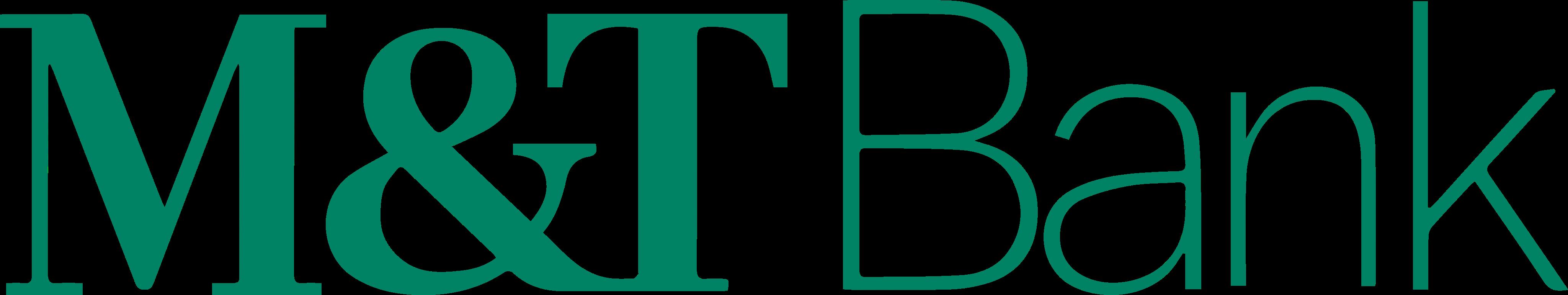 mt bank logo - M&T Bank Logo