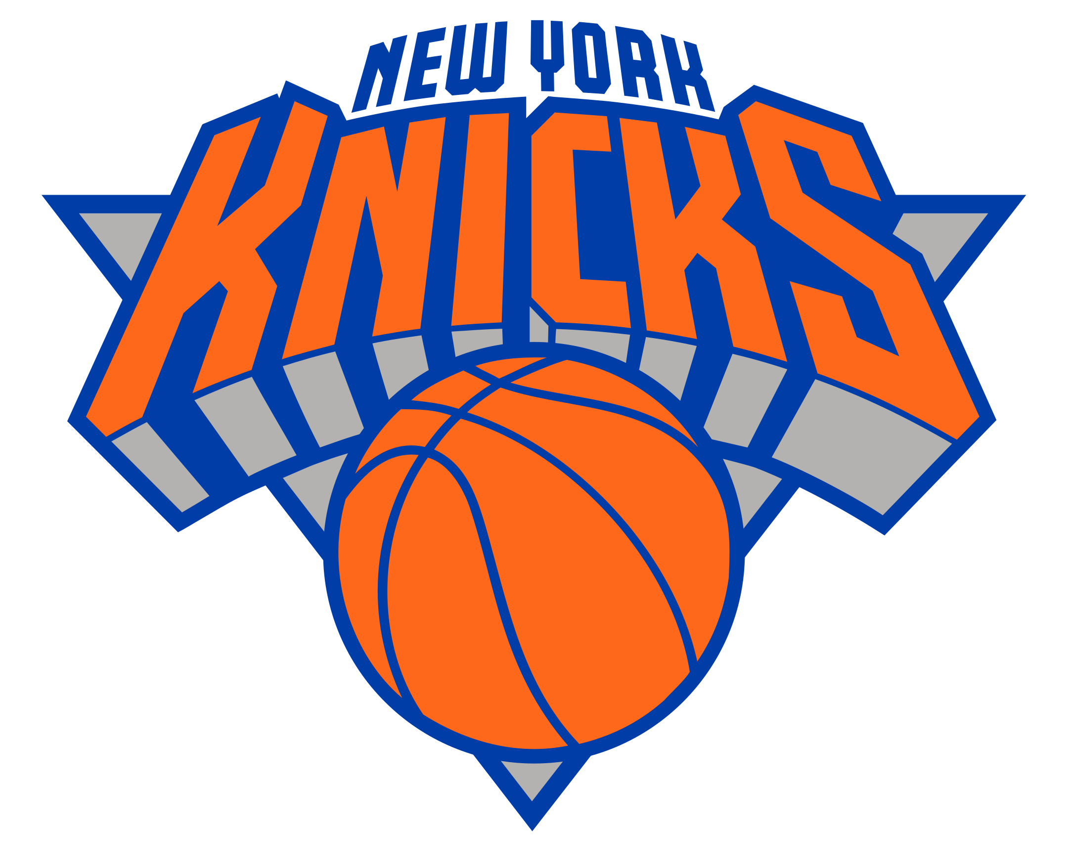 new york knicks logo 1 - New York Knicks Logo