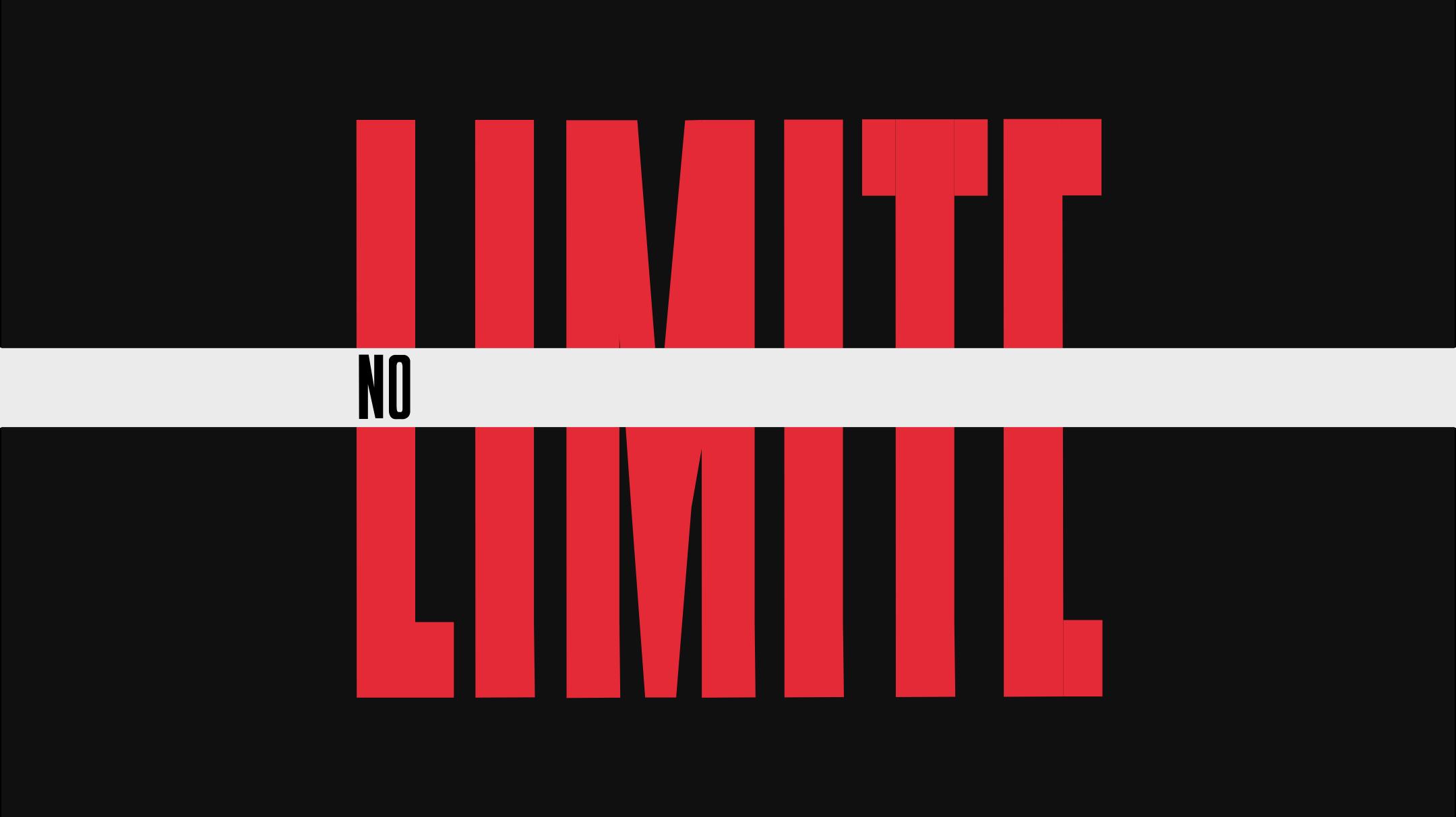 no limite logo 1 - No Limite Logo