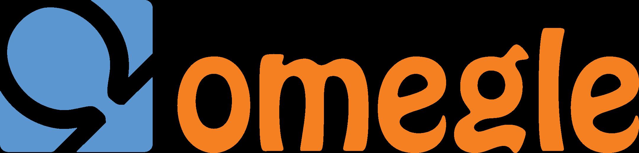 omegle logo 1 - Omegle Logo