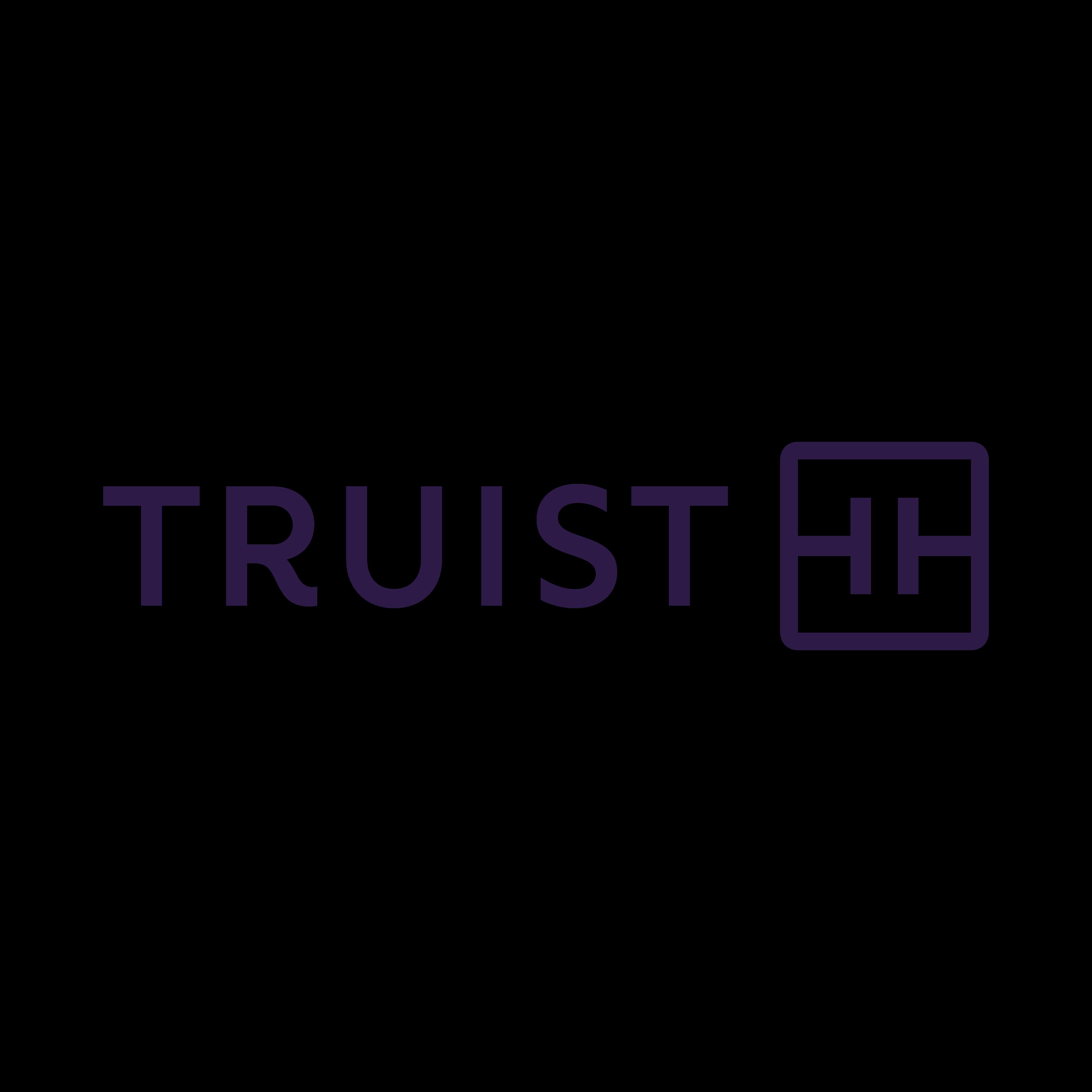 truist logo 0 - Truist Bank Logo