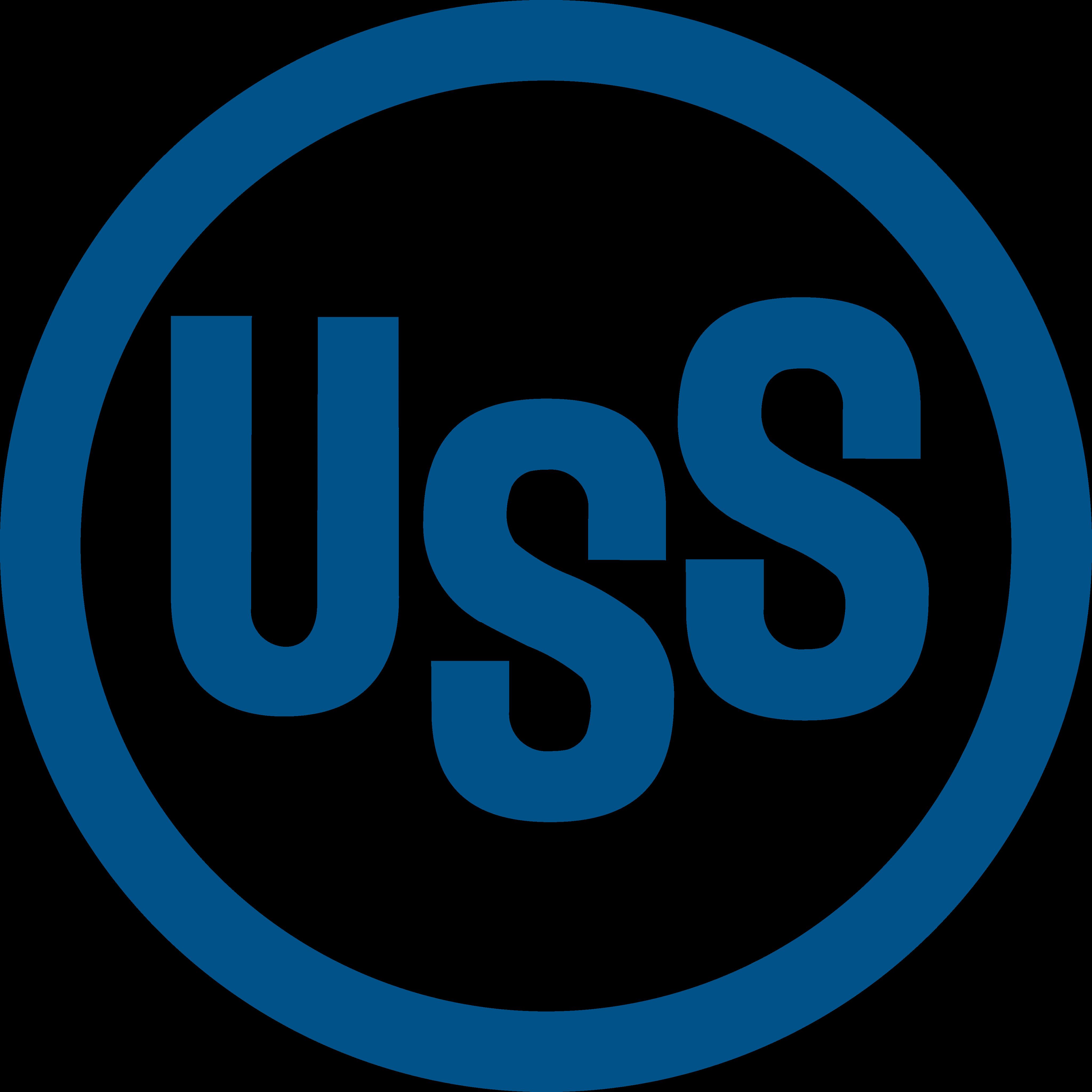uss united states steel logo 1 - USS Logo - United States Steel Logo