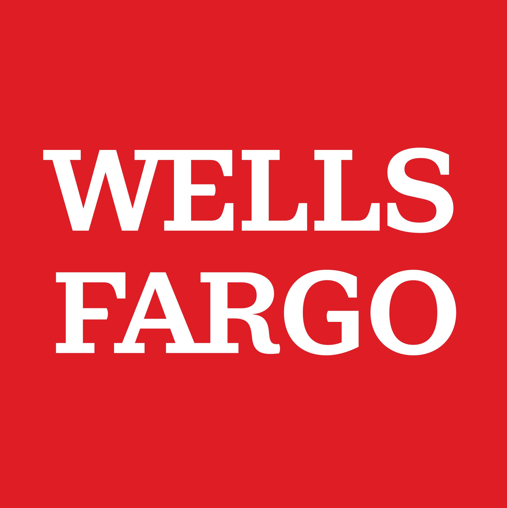 wells fargo logo 1 - Wells Fargo Logo