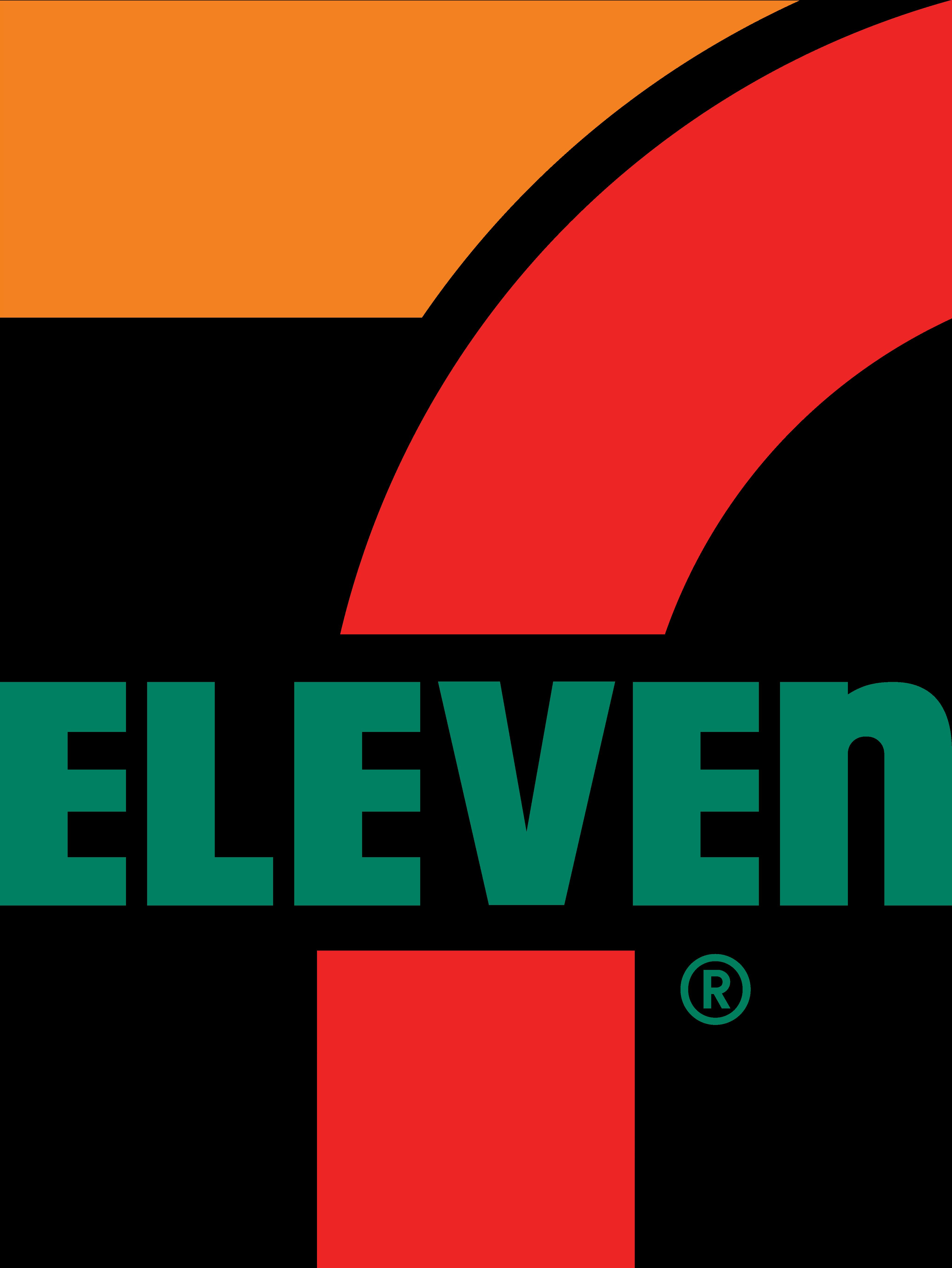 7-Eleven Logo.