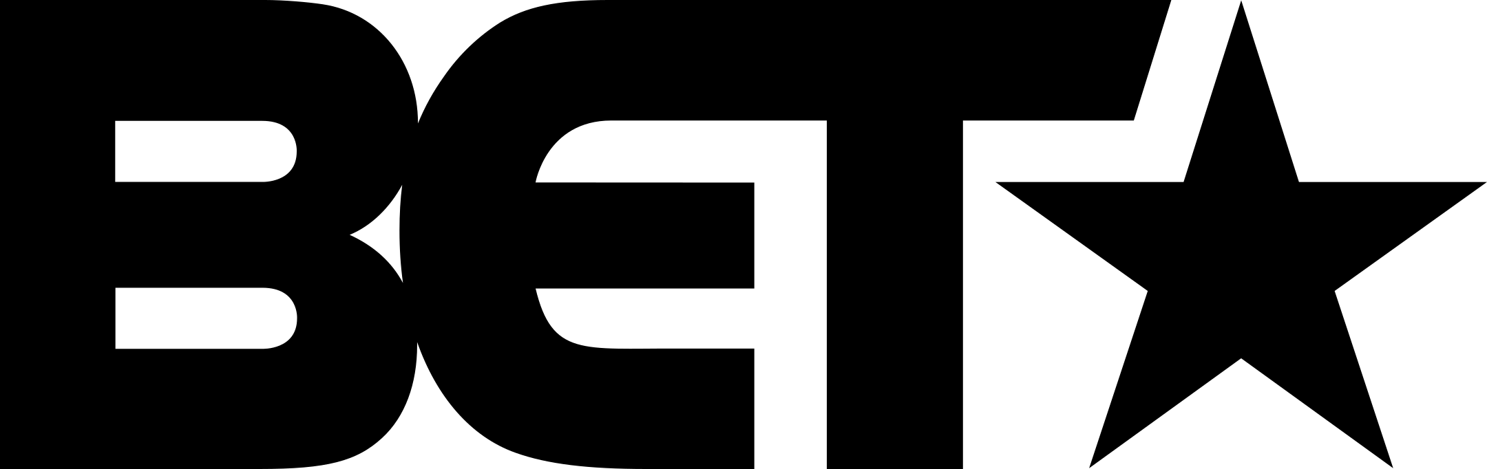 bet channel logo 1 - BET Logo (Canal de TV)