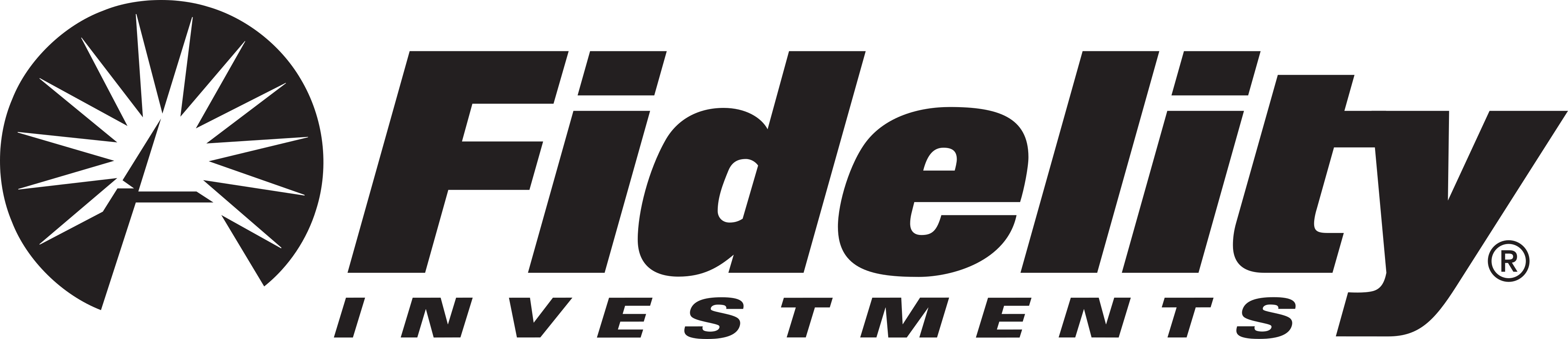 Fidelity Investments Logo.