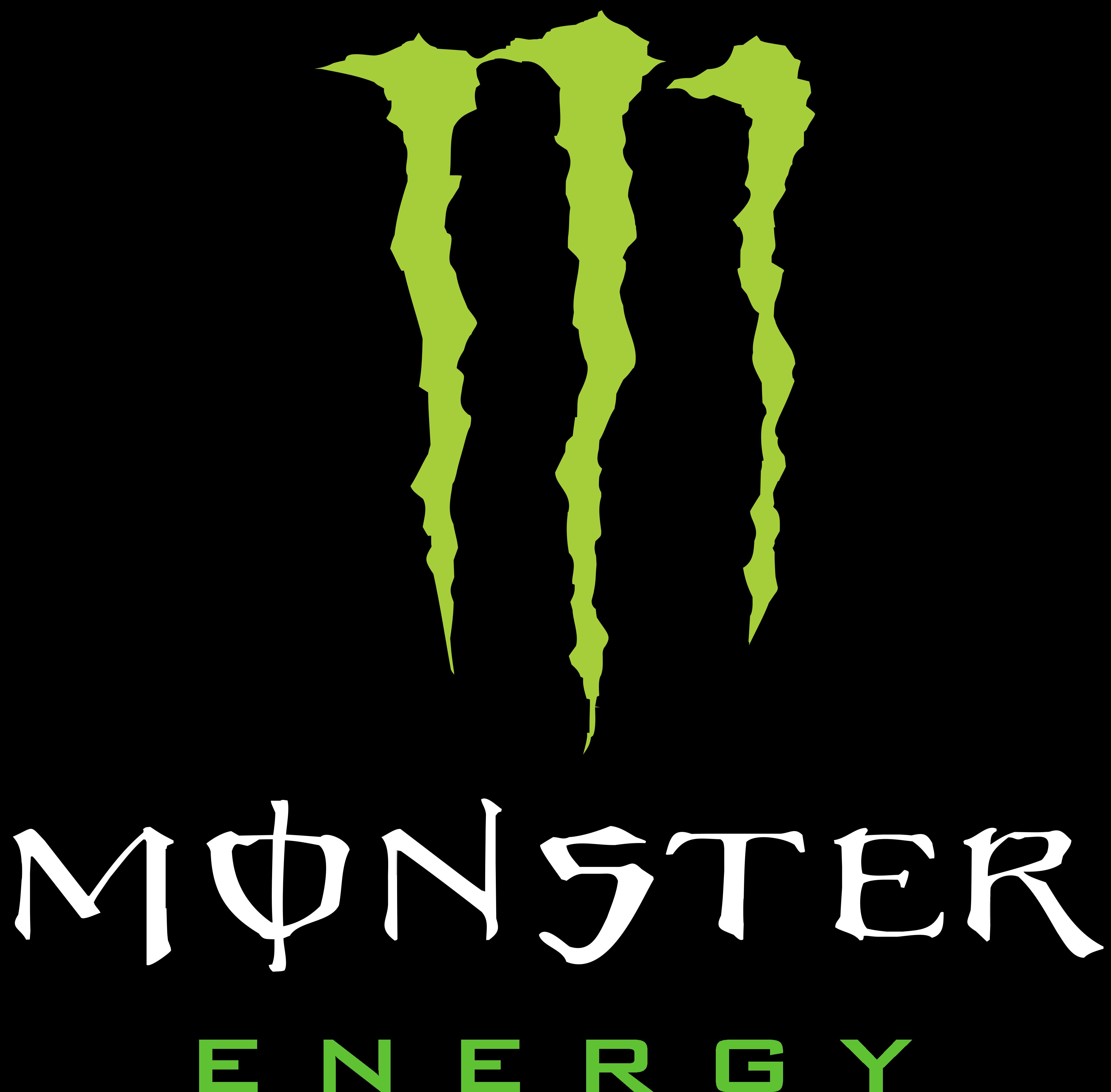 monster energy logo 1 - Monster Energy Logo