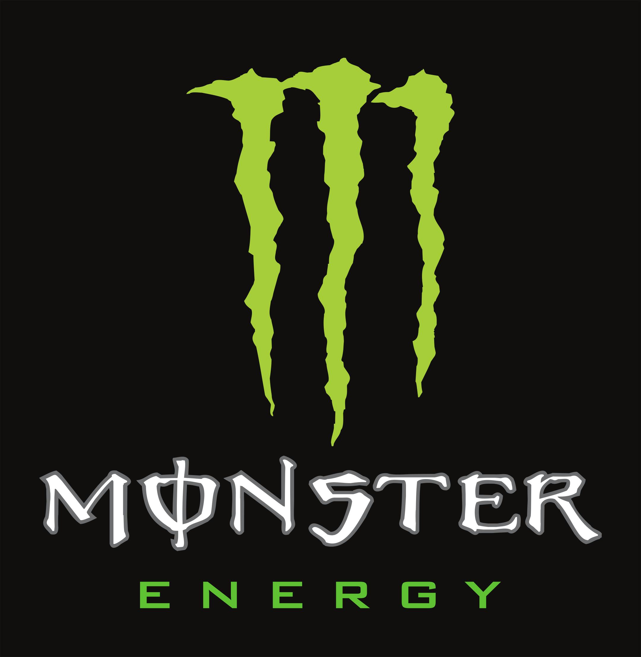 monster energy logo 2 - Monster Energy Logo