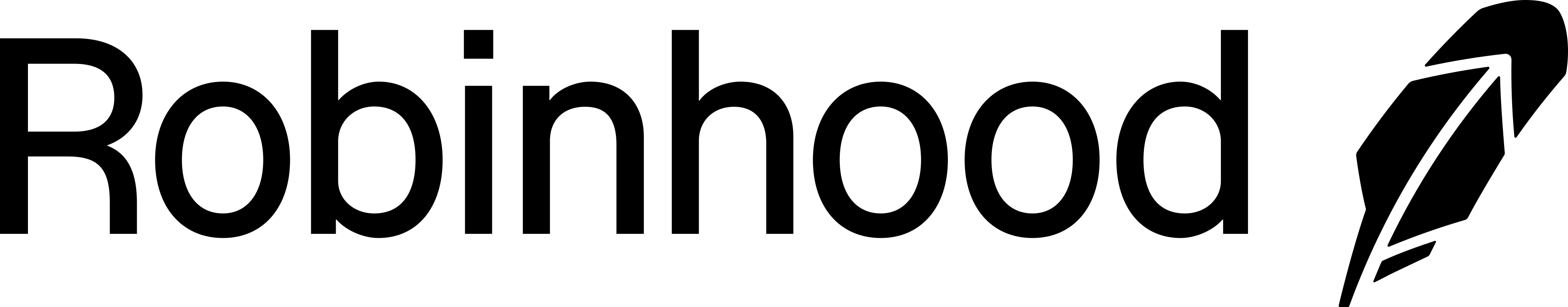 robinhood logo 1 - Robinhood Logo