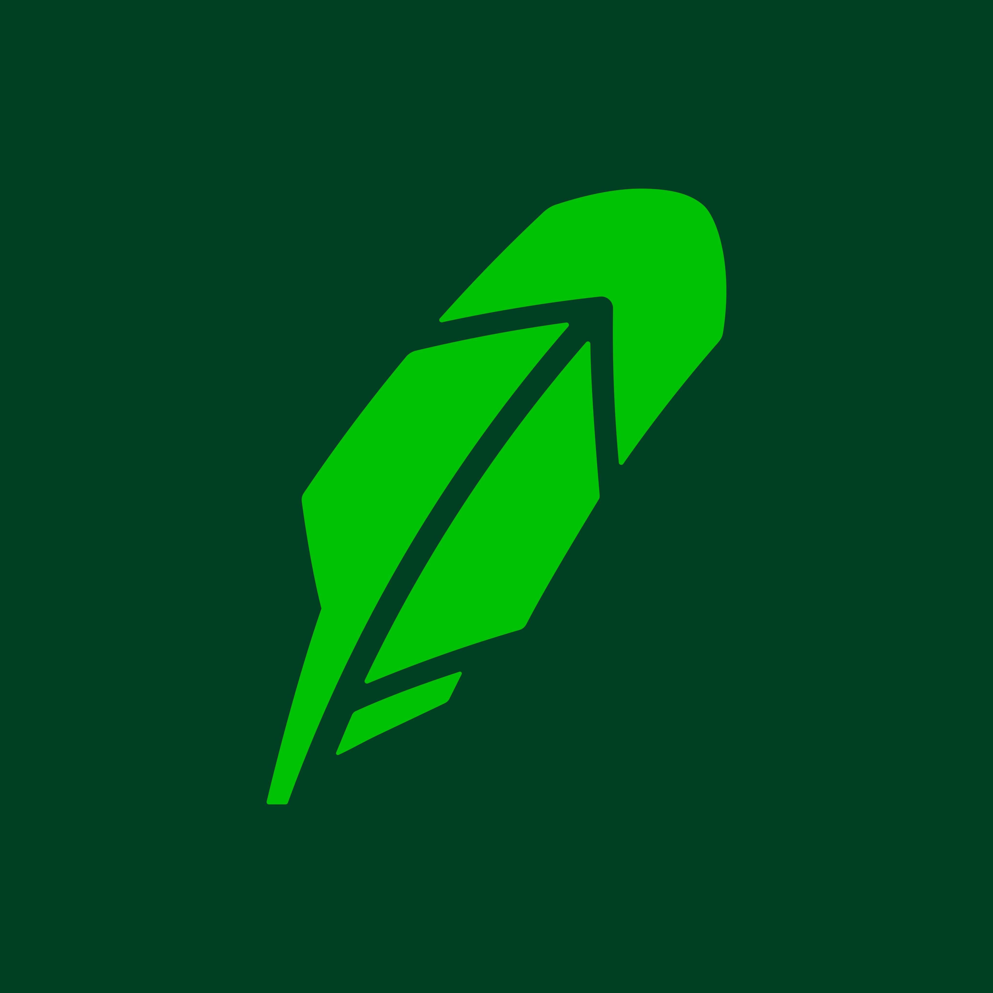 robinhood logo 6 - Robinhood Logo