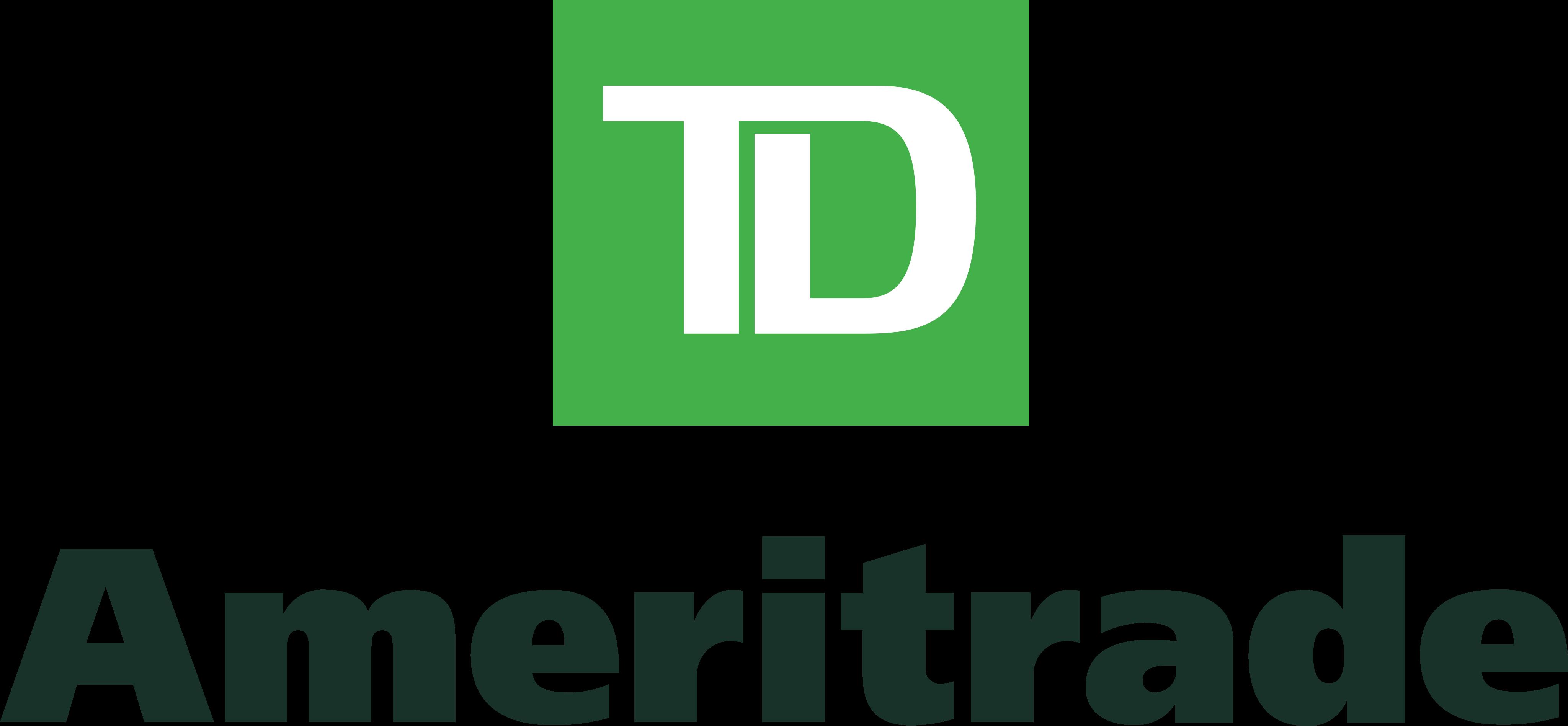 td ameritrade logo 1 - TD Ameritrade Logo