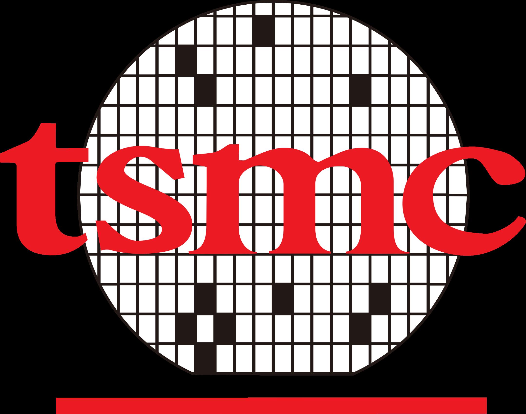 tsmc logo 1 - TSMC Logo