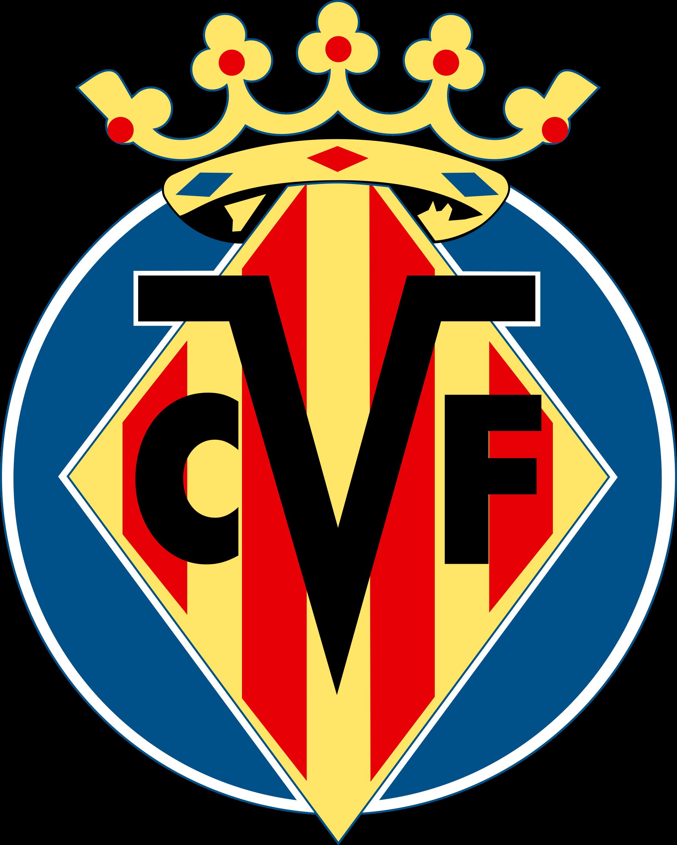 villarreal cf logo 1 - Villarreal CF Logo