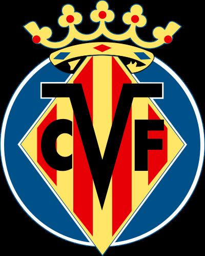Villarreal CF Logo.