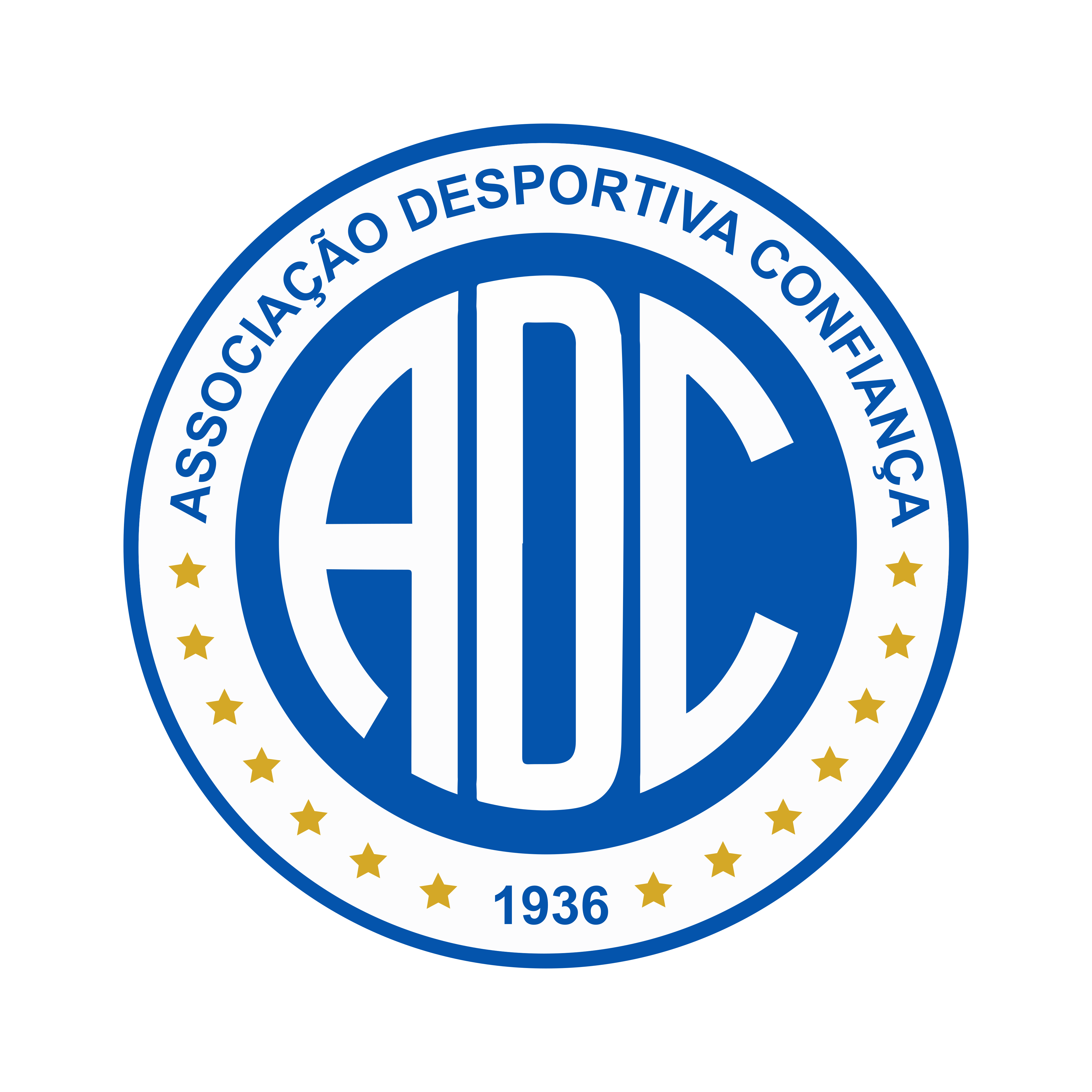 ad confianca logo 0 - AD Confiança Logo (Brazil)