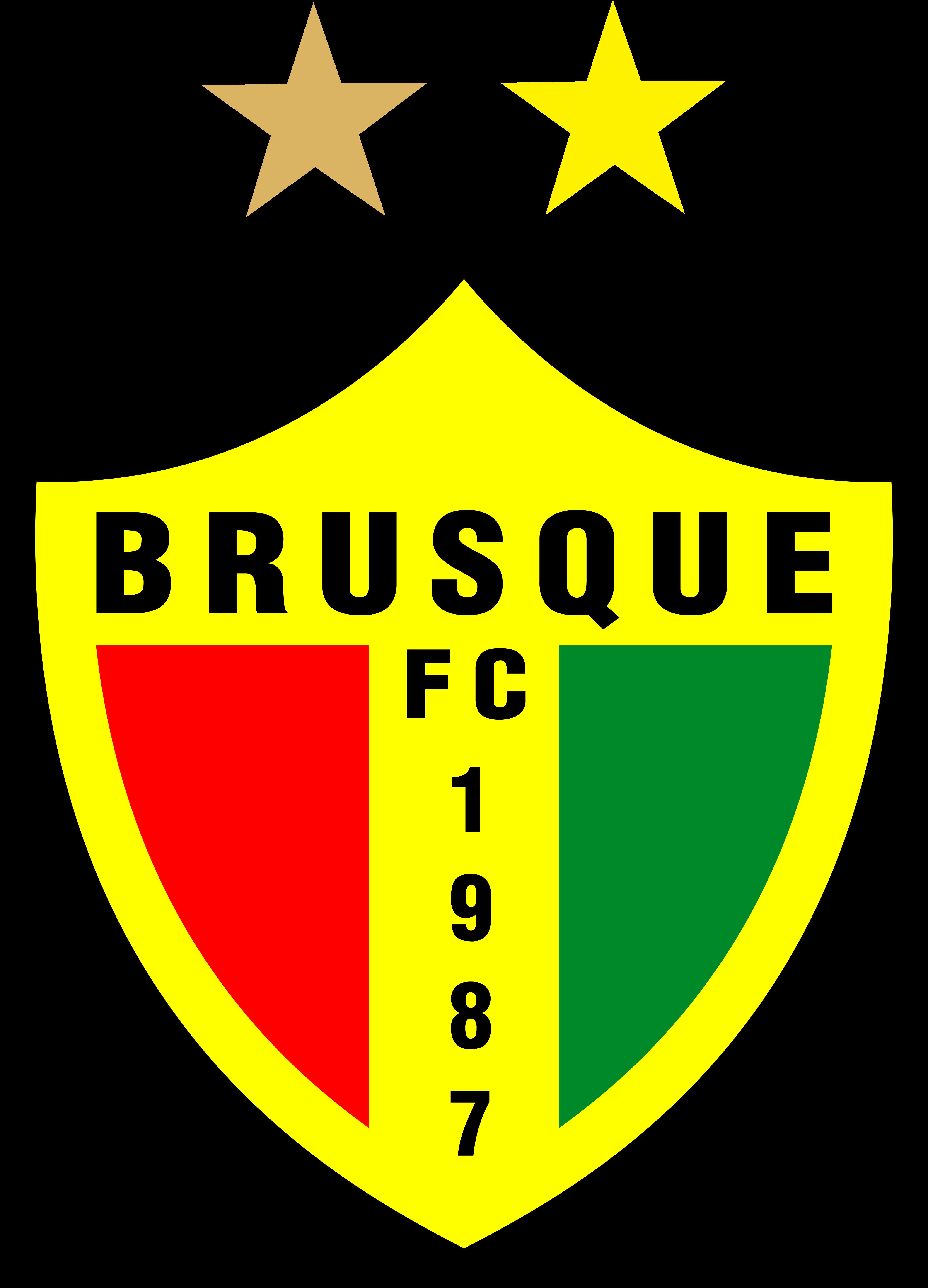 brusque fc logo - Brusque FC Logo (Brazil)
