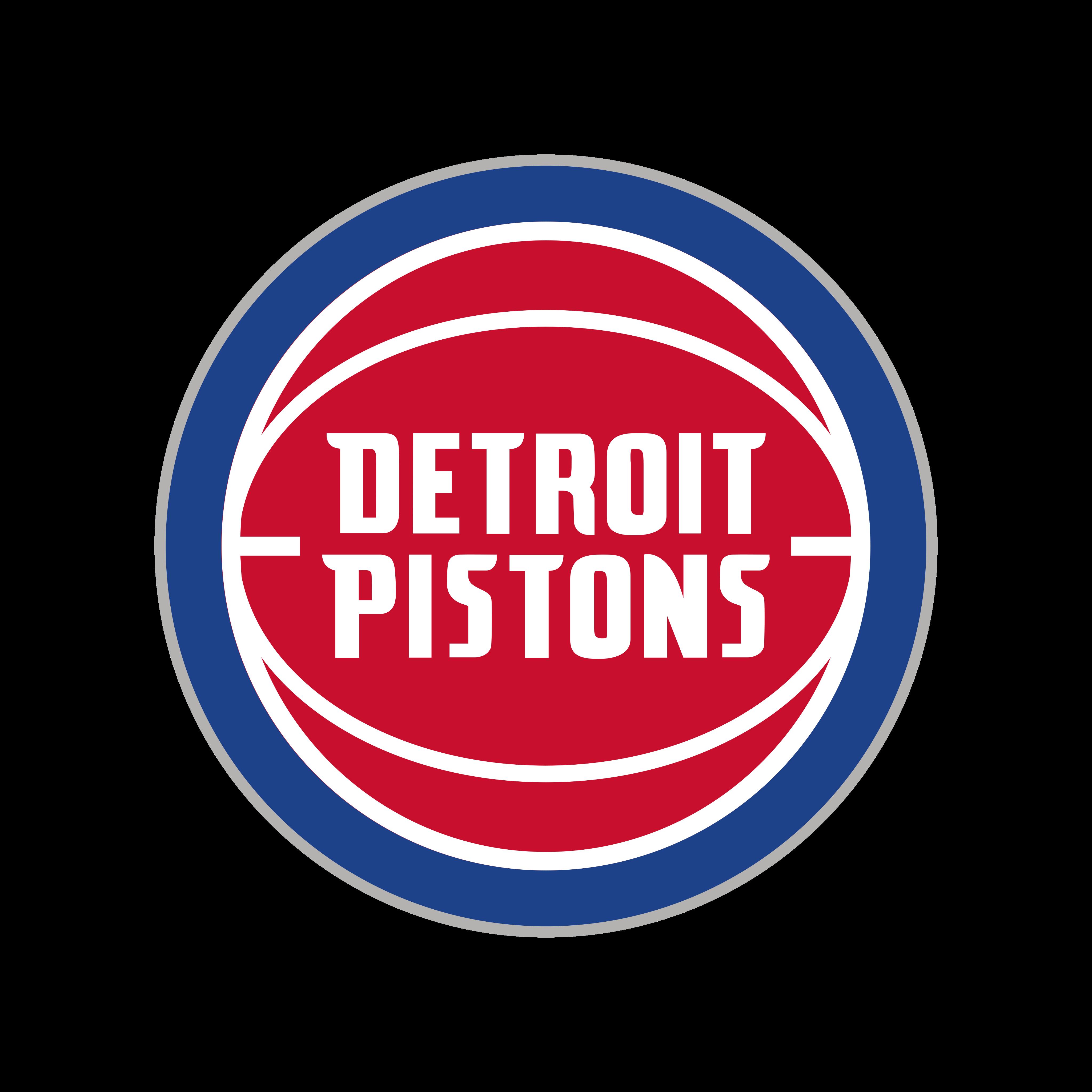 detroit pistons logo 0 - Detroit Pistons Logo
